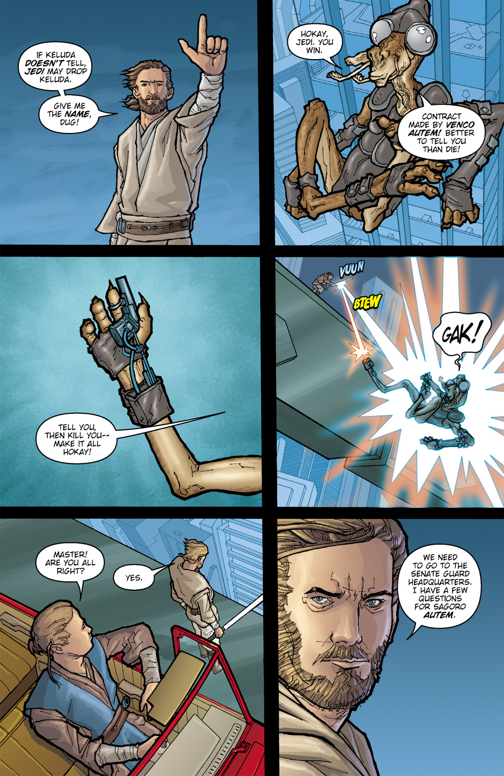 Star Wars: Republic 47 Page 24