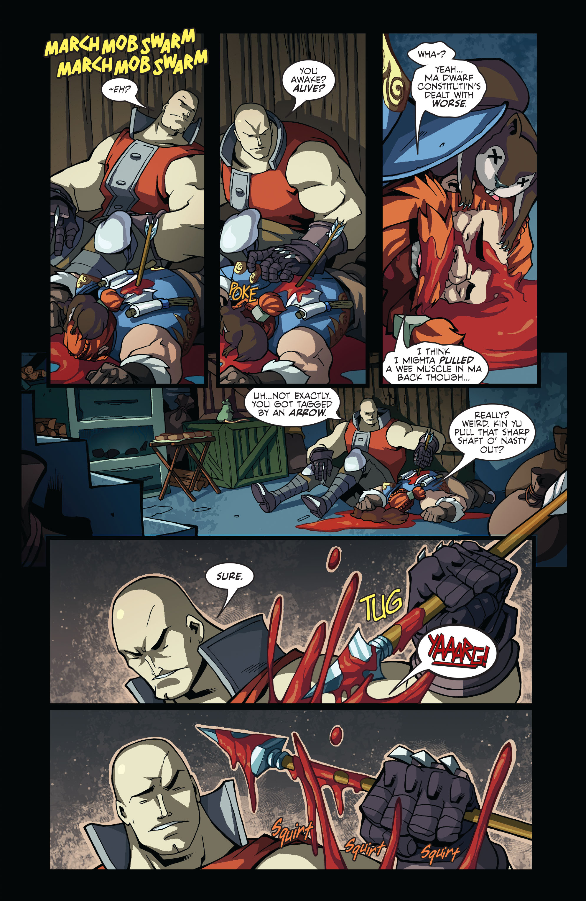 Read online Skullkickers comic -  Issue #10 - 13