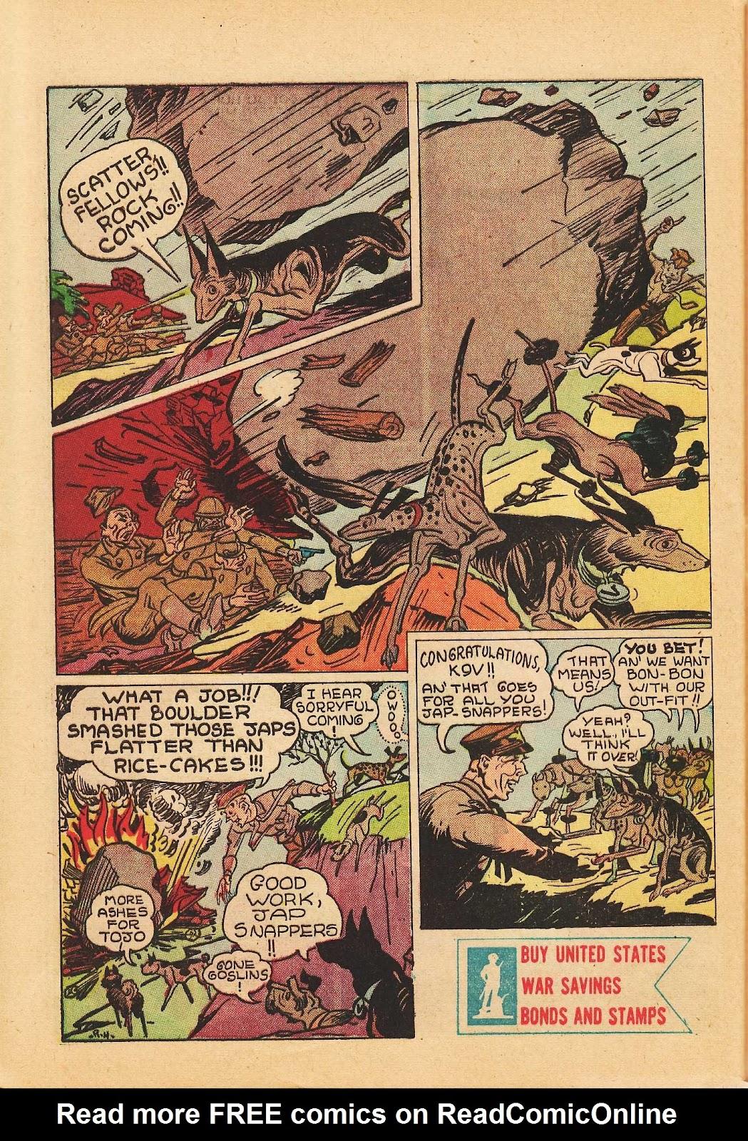 Super-Magician Comics issue 22 - Page 48