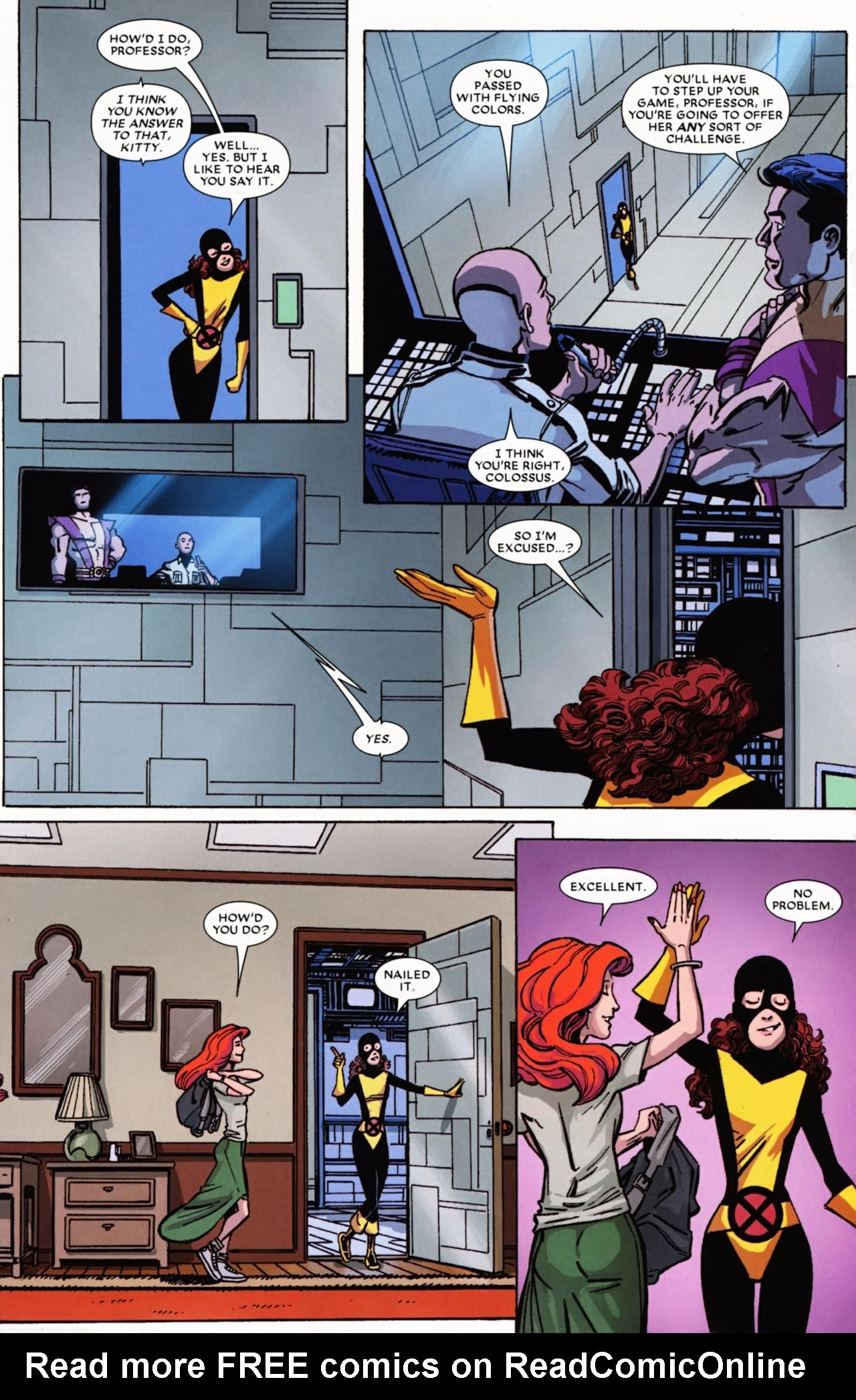 Read online Wolverine: First Class comic -  Issue #21 - 7
