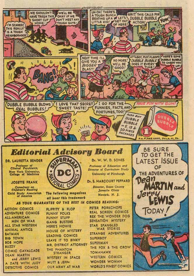 Read online Adventure Comics (1938) comic -  Issue #189 - 24