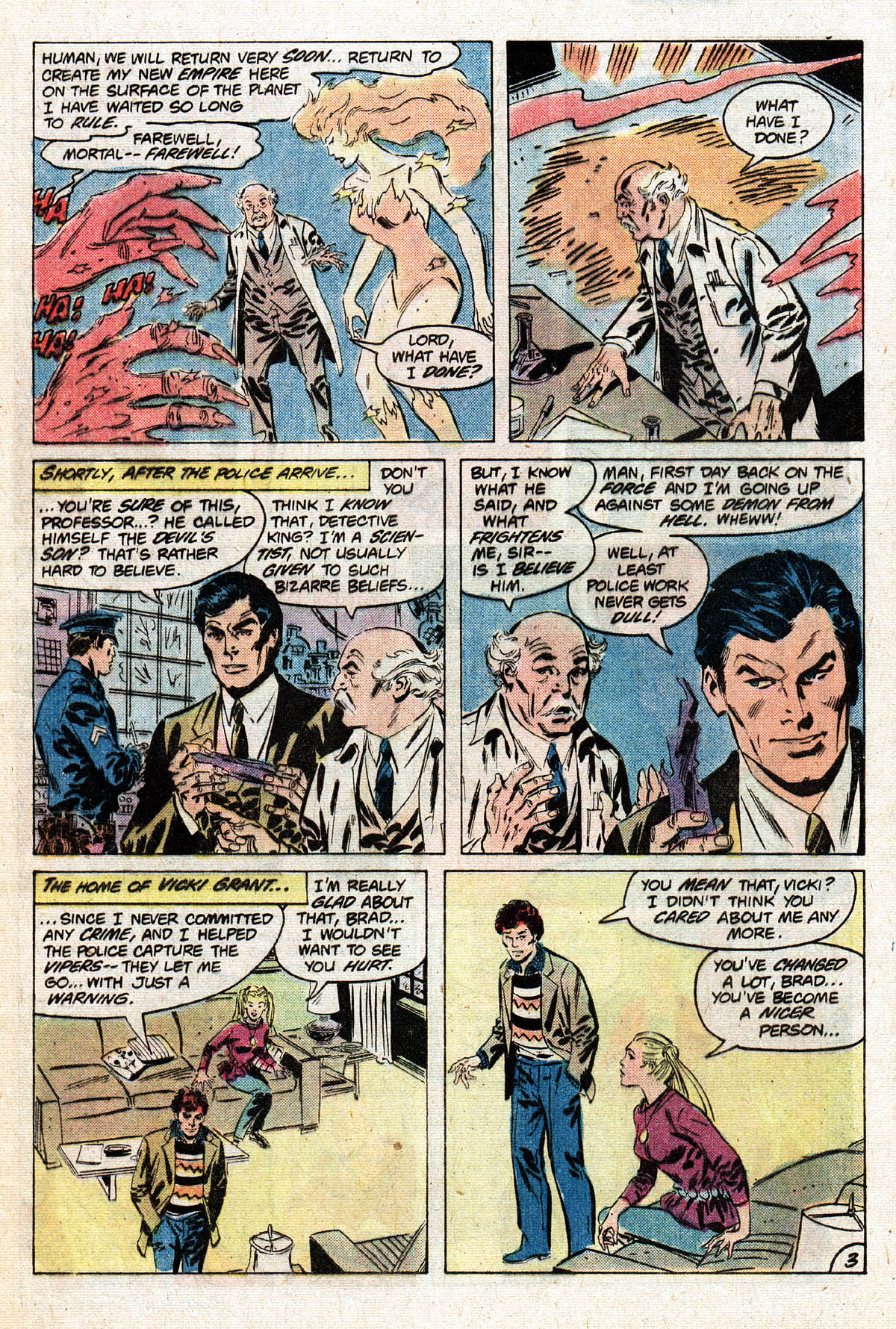 Read online Adventure Comics (1938) comic -  Issue #486 - 4