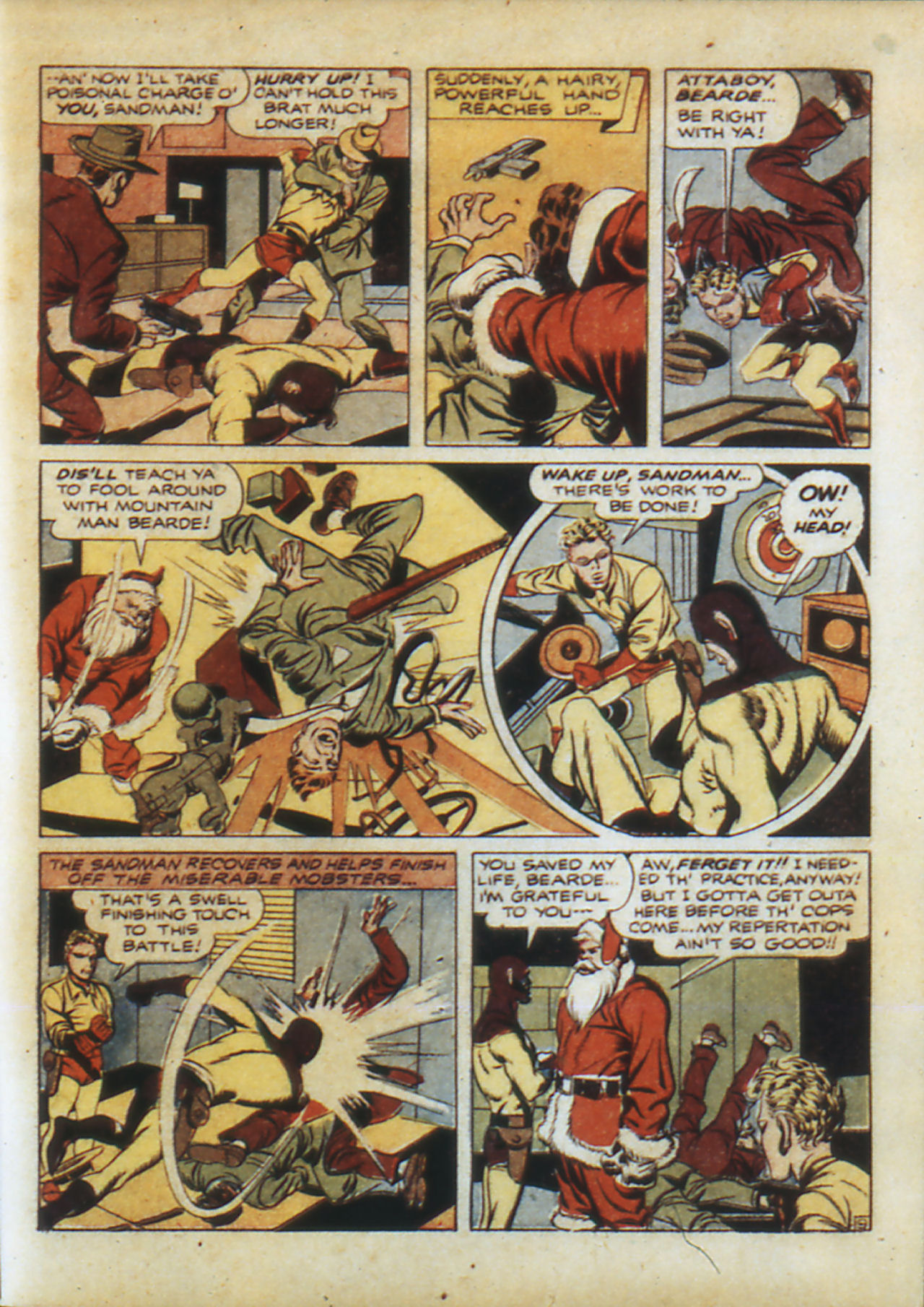 Read online Adventure Comics (1938) comic -  Issue #82 - 12