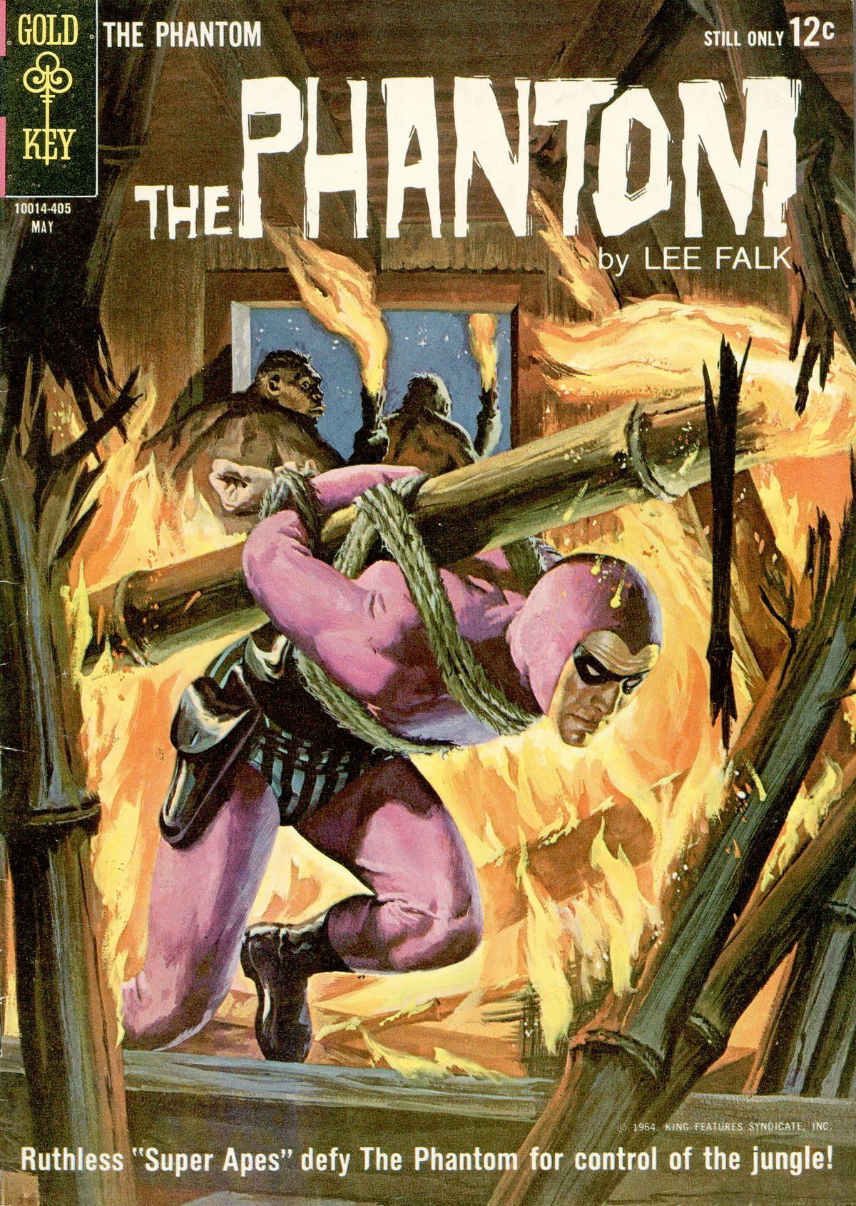 The Phantom (1962) 7 Page 1