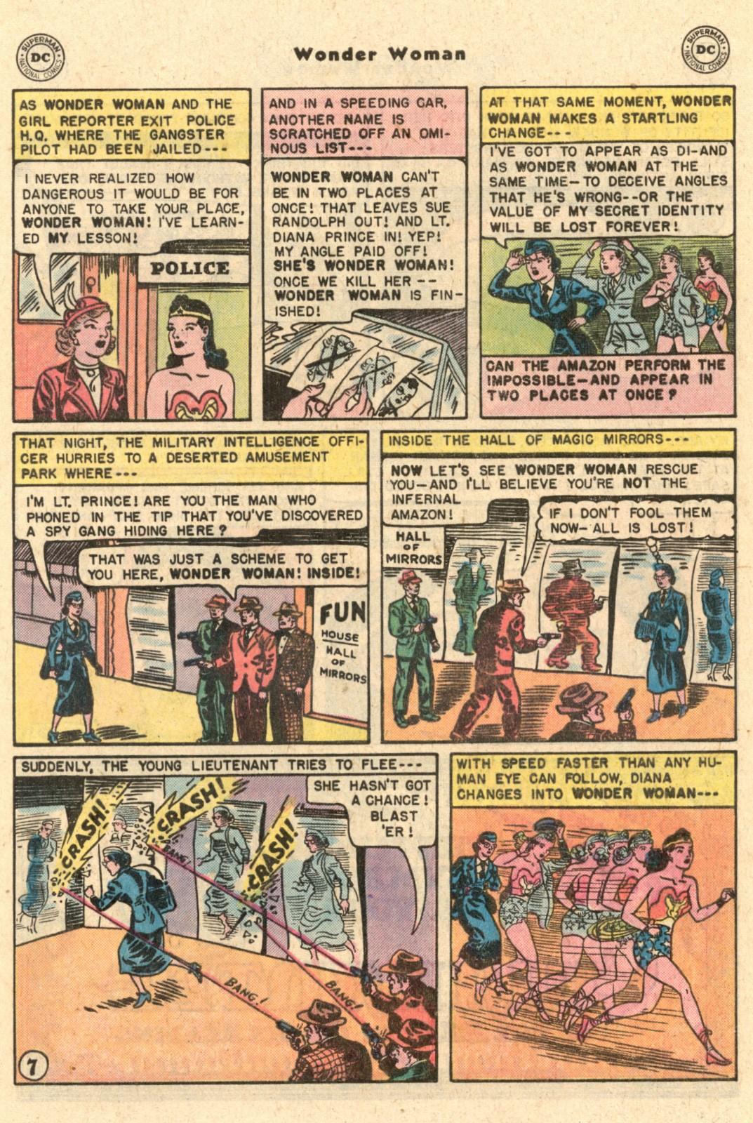 Read online Wonder Woman (1942) comic -  Issue #62 - 8