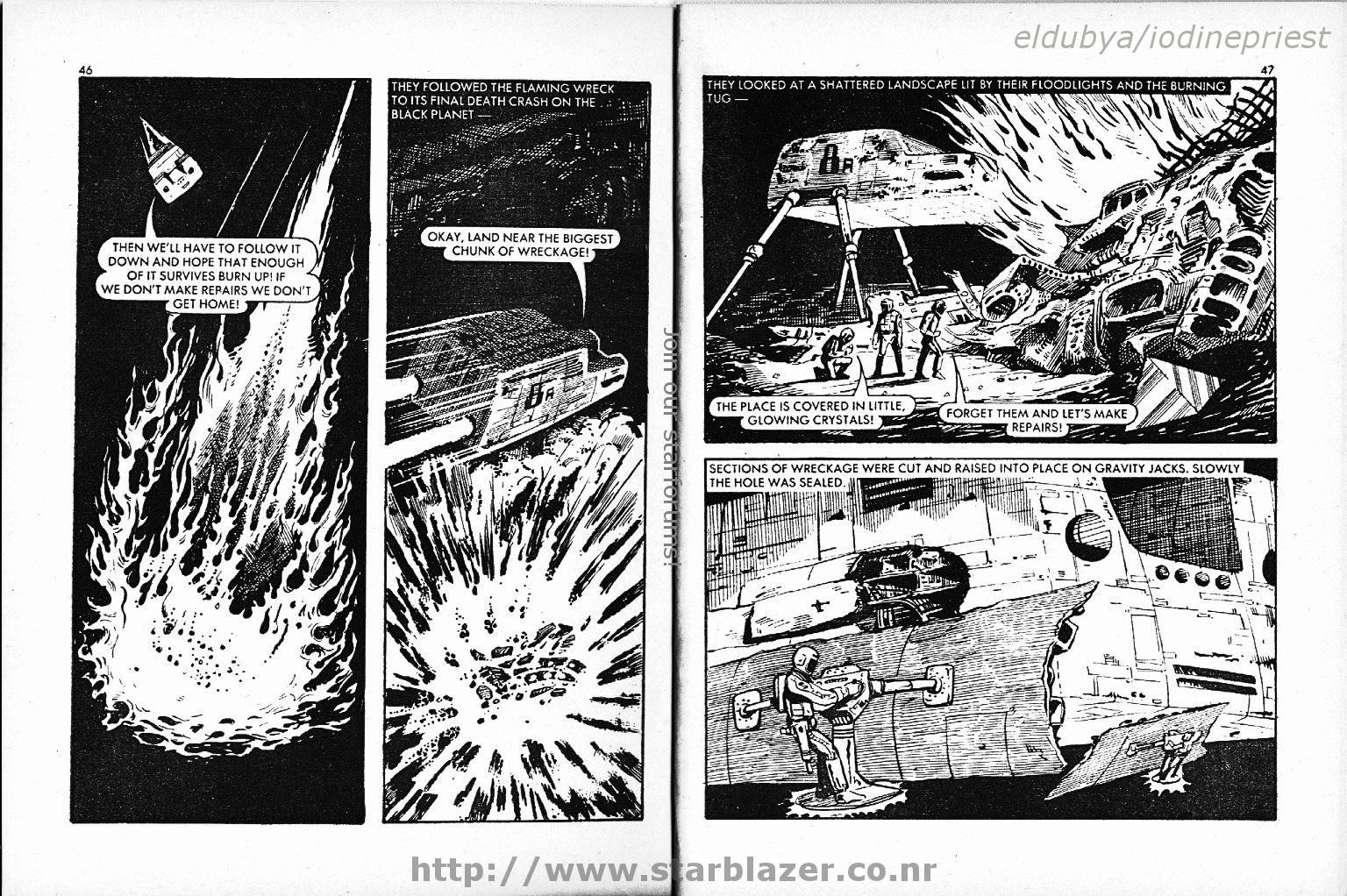 Starblazer issue 98 - Page 25