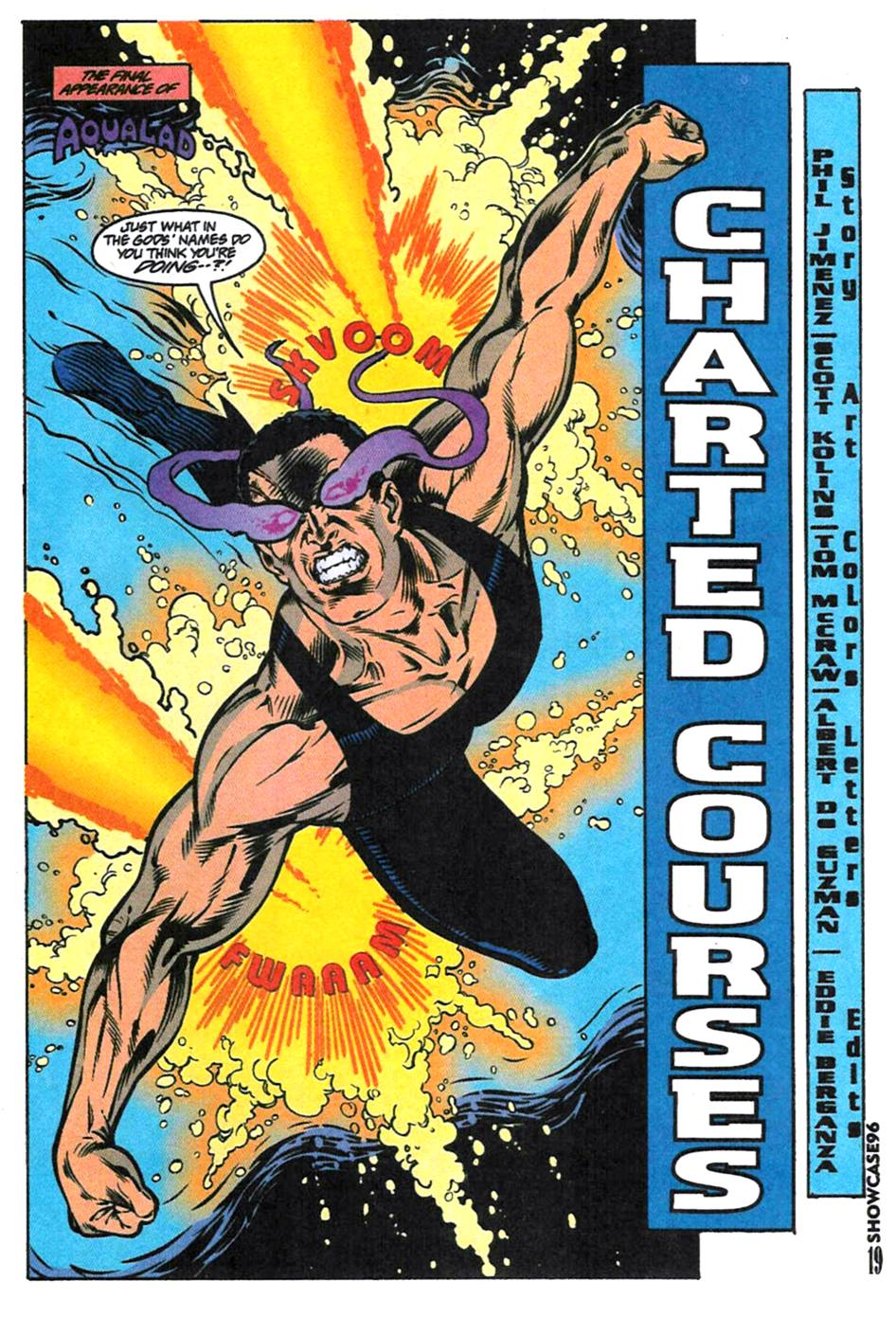 Read online Showcase '96 comic -  Issue #1 - 19