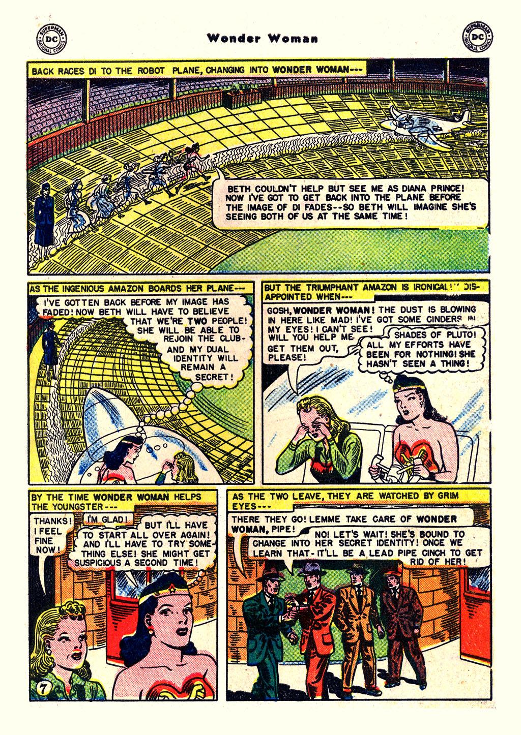 Read online Wonder Woman (1942) comic -  Issue #54 - 37