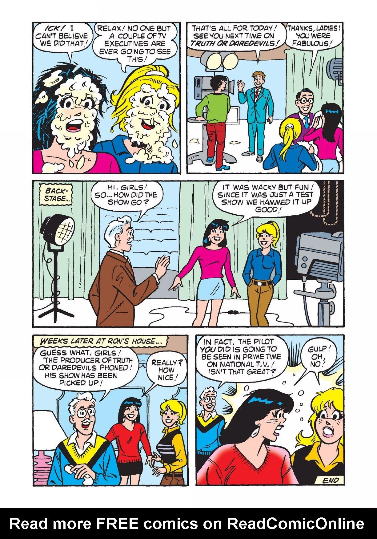 Read online Archie 1000 Page Comics Bonanza comic -  Issue #3 (Part 1) - 140