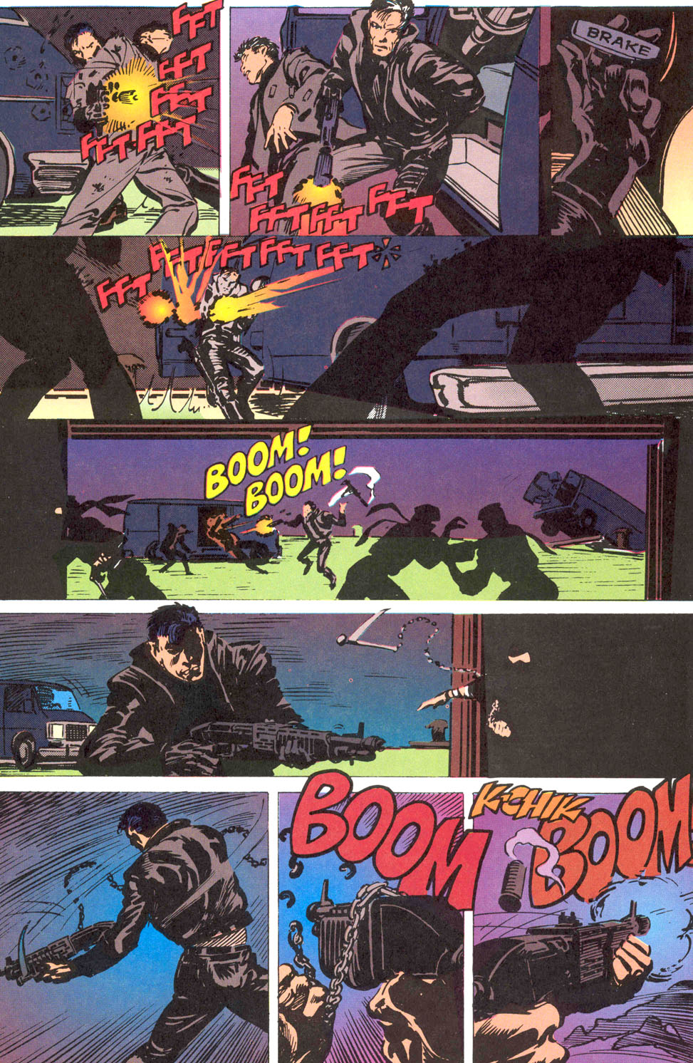 The Punisher Movie Special issue Full - Page 30