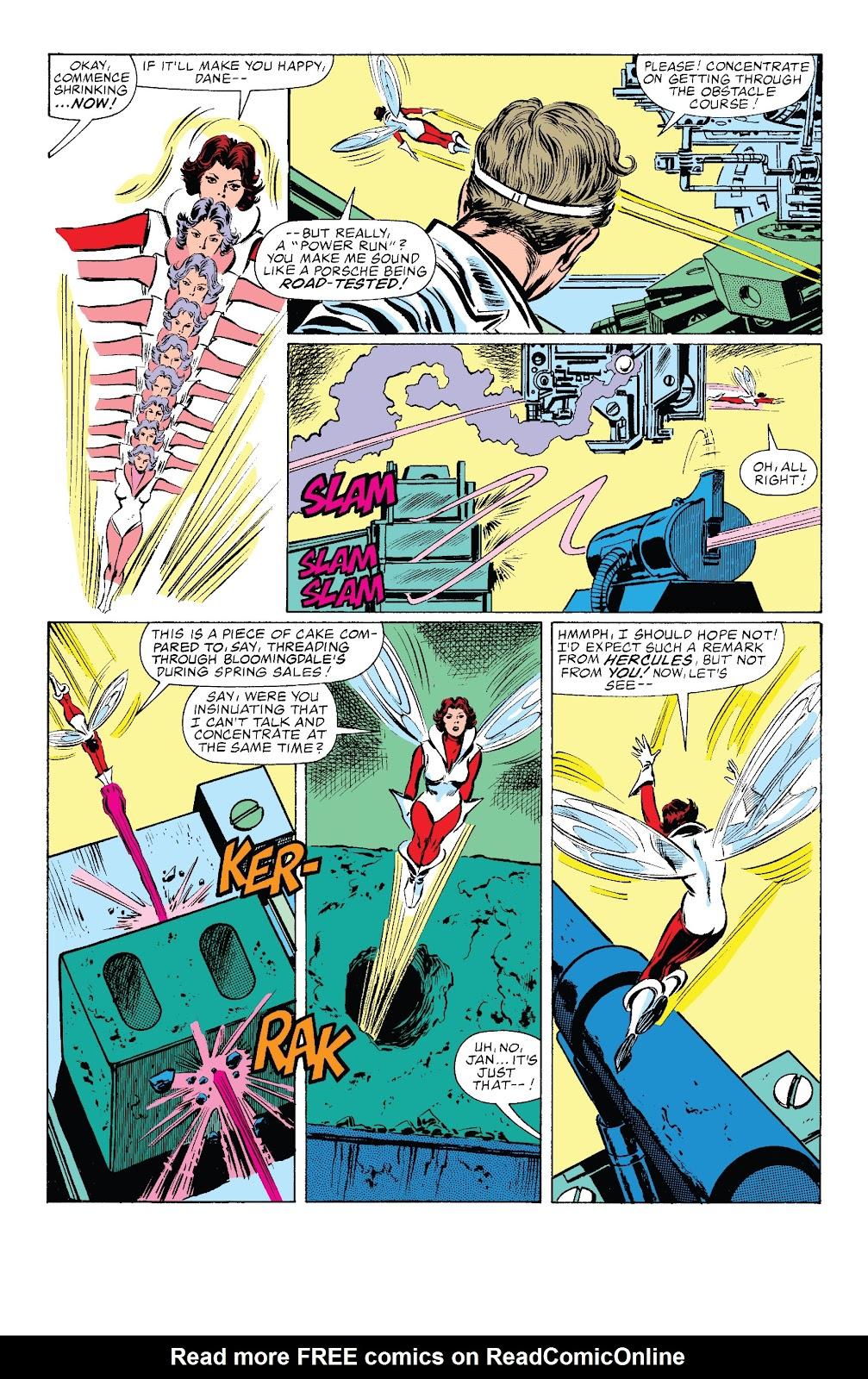 Read online Marvel Tales: Avengers comic -  Issue # Full - 49