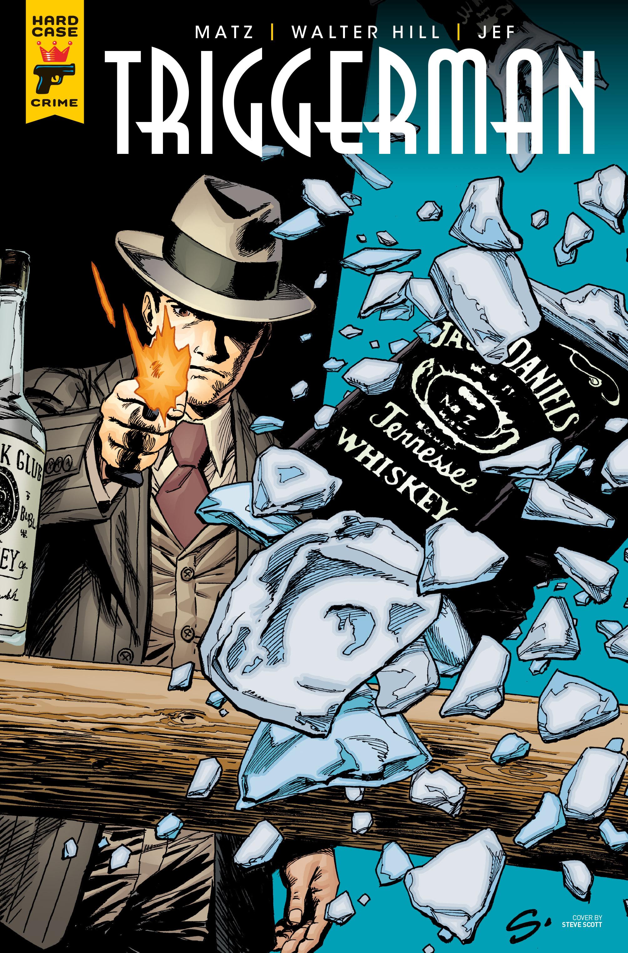 Read online Triggerman comic -  Issue #5 - 3