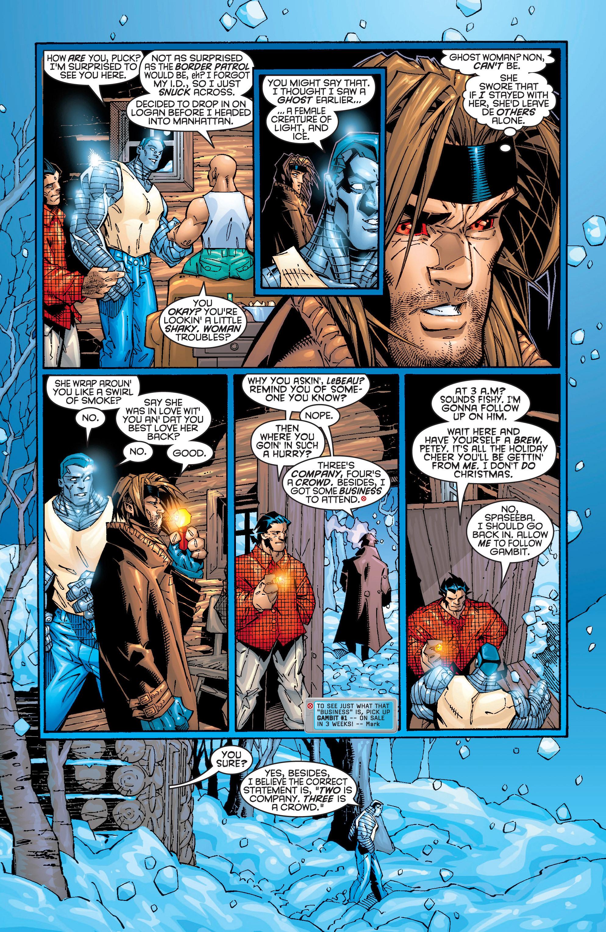 Read online Uncanny X-Men (1963) comic -  Issue #365 - 7