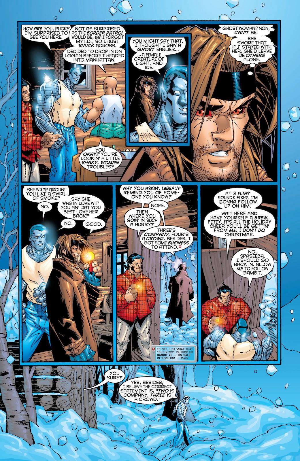 Uncanny X-Men (1963) issue 365 - Page 7