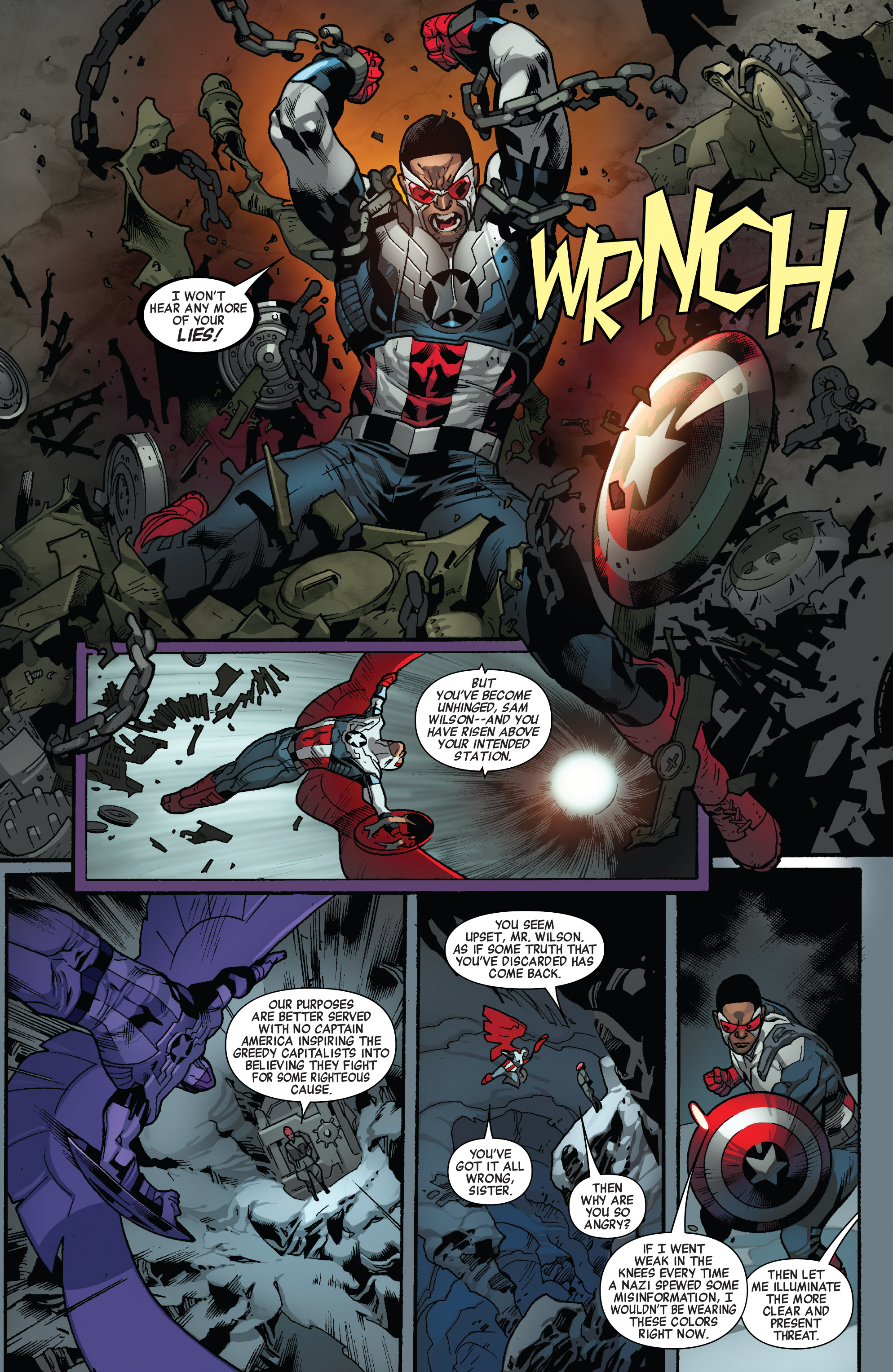 Read online All-New Captain America comic -  Issue #3 - 12