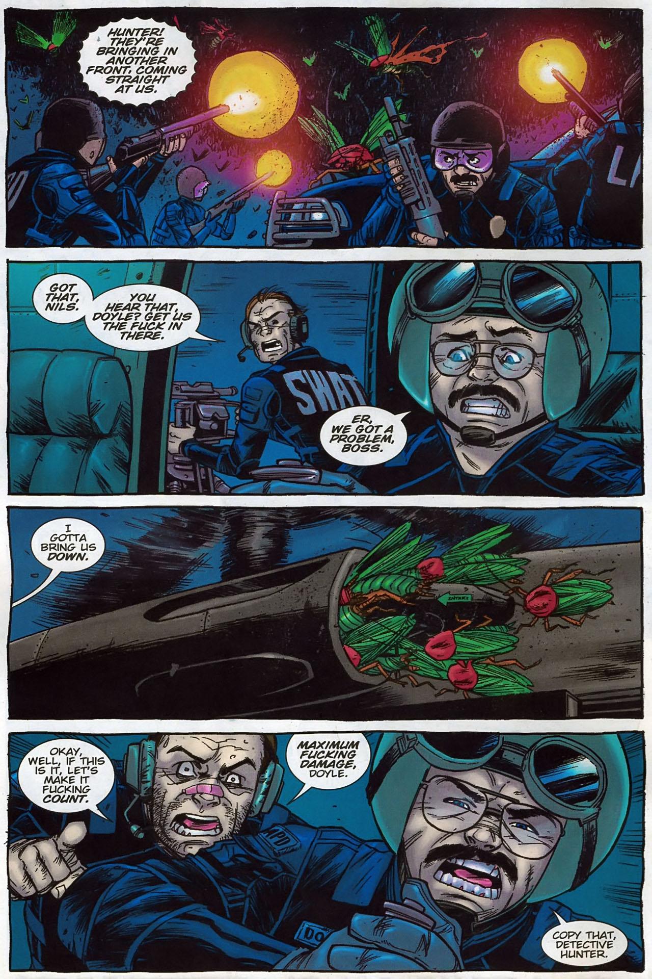 Read online The Exterminators comic -  Issue #30 - 5