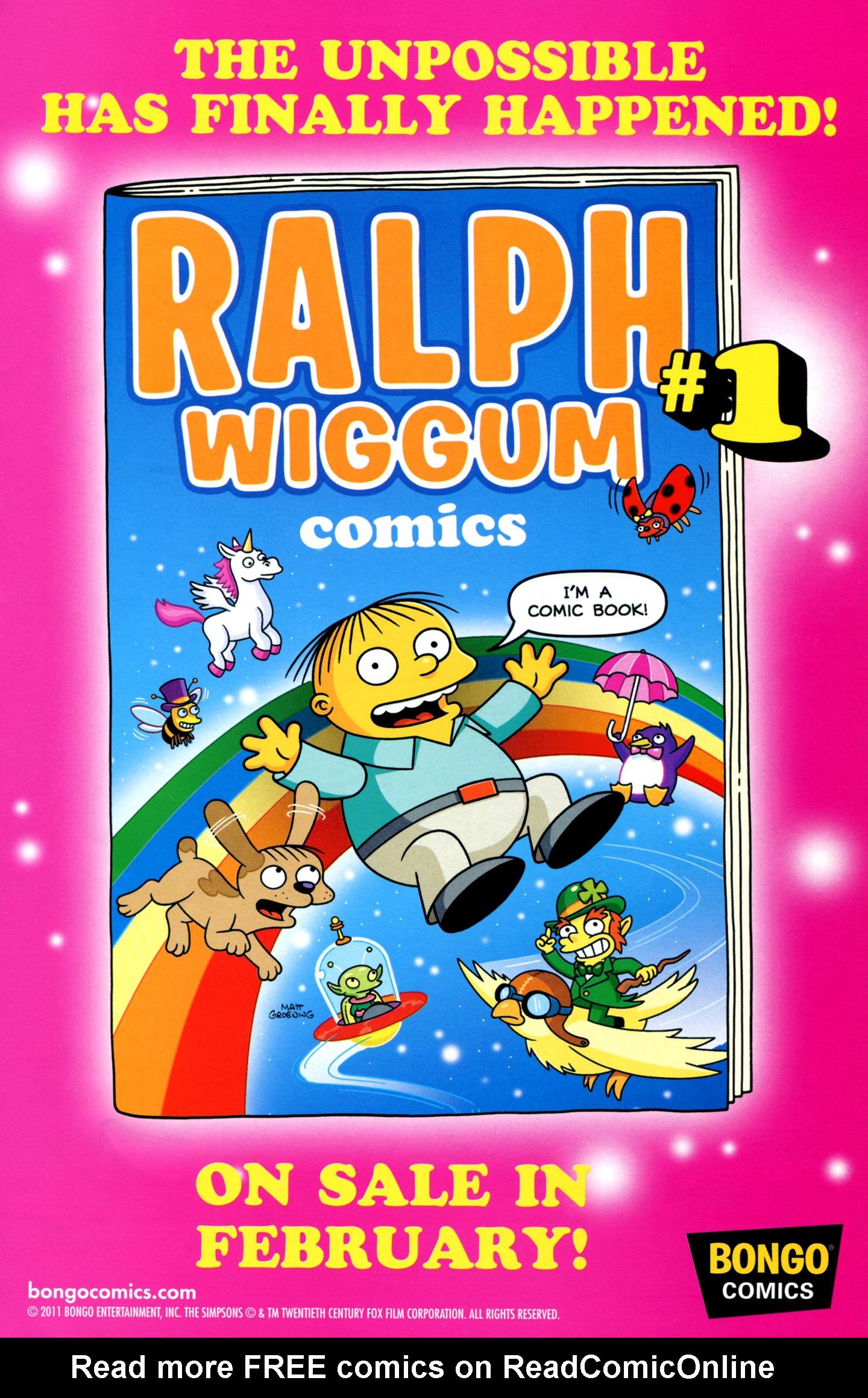 Read online Simpsons Comics Presents Bart Simpson comic -  Issue #66 - 35