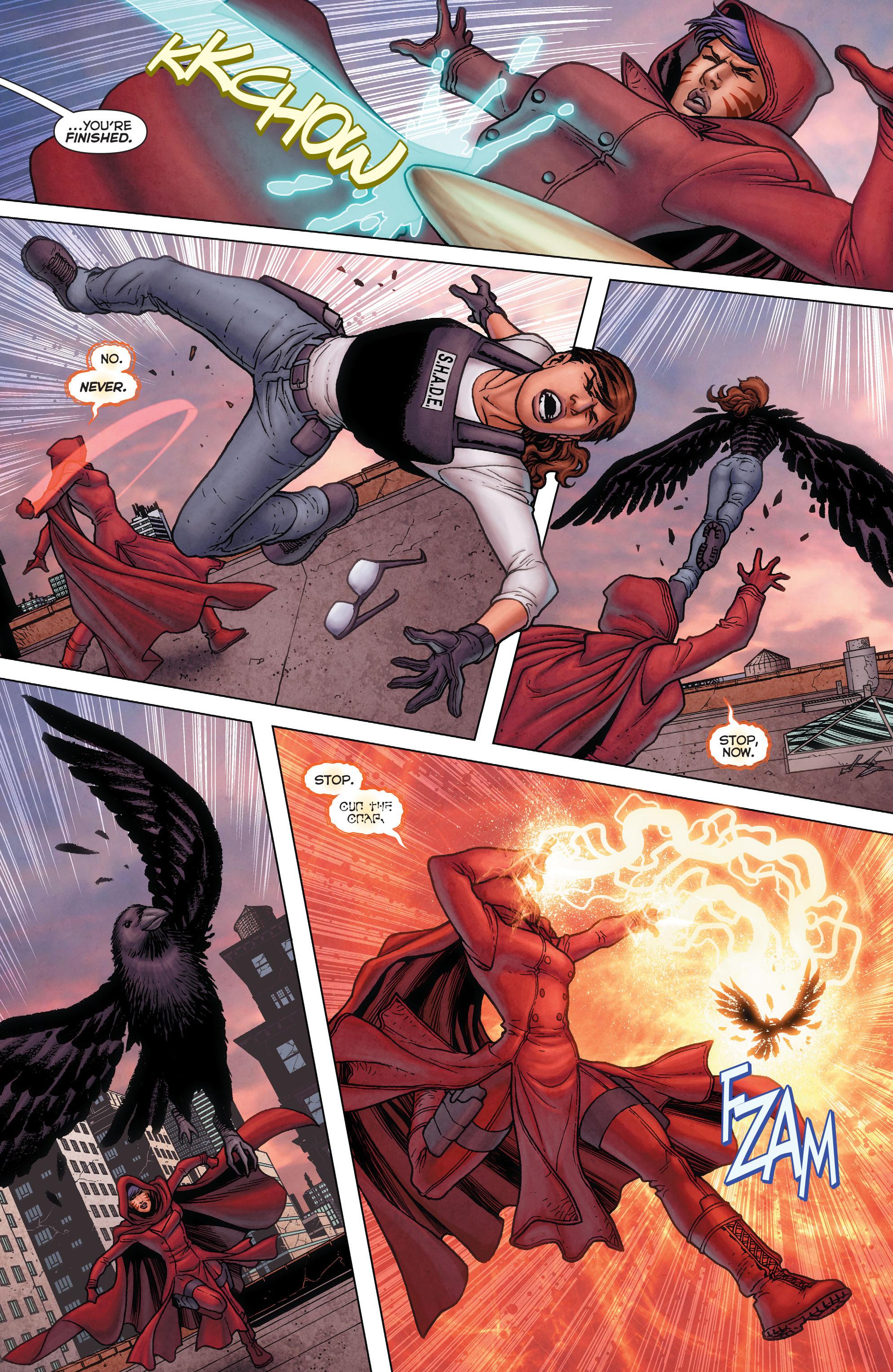 Read online Trinity of Sin: Pandora comic -  Issue #11 - 15