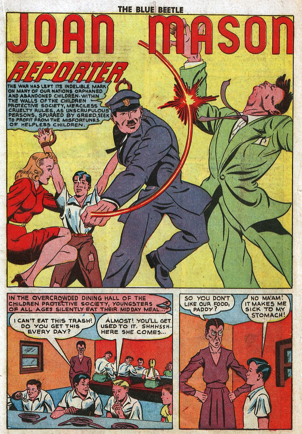 The Blue Beetle issue 33 - Page 27