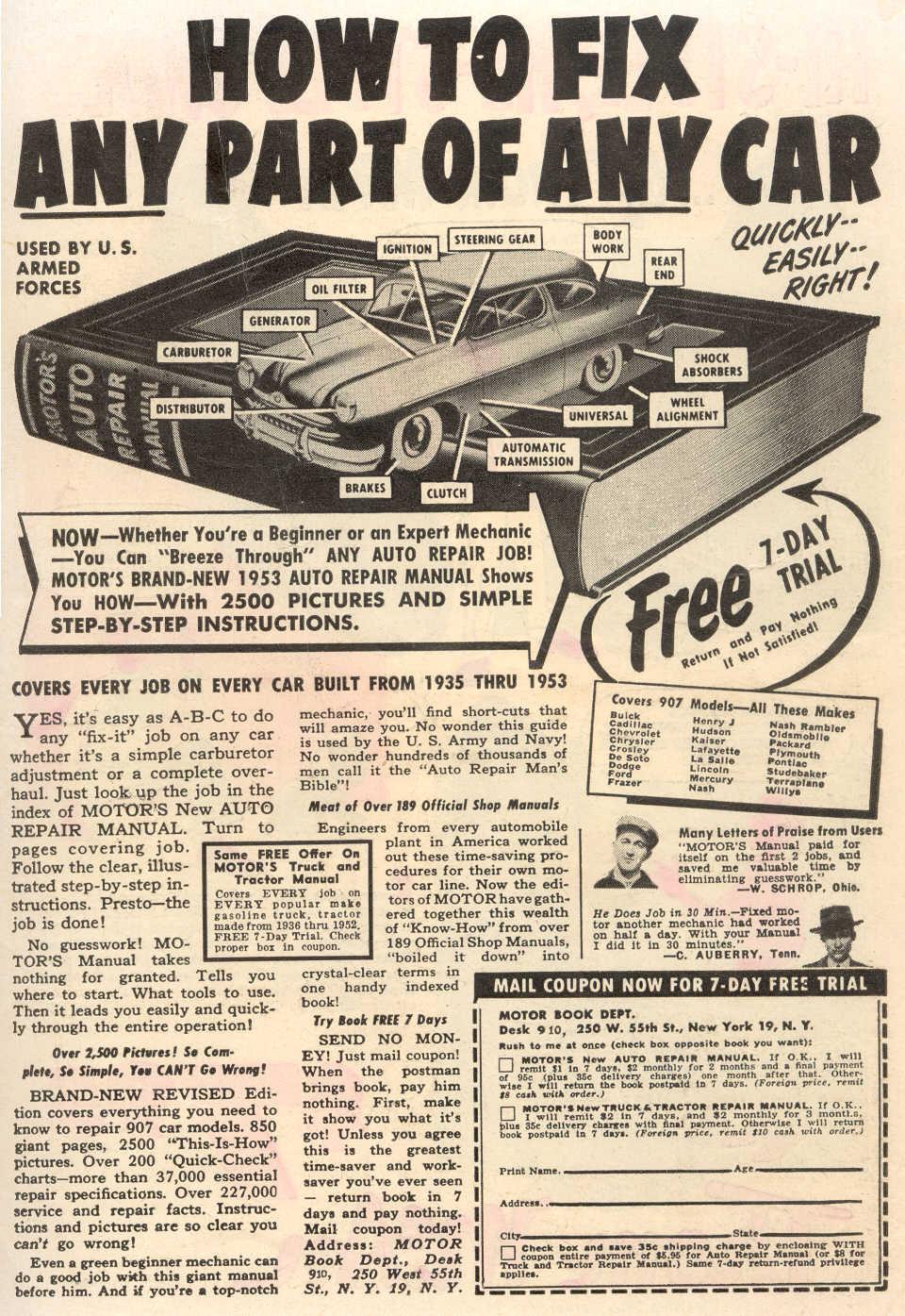 Read online Adventure Comics (1938) comic -  Issue #193 - 43