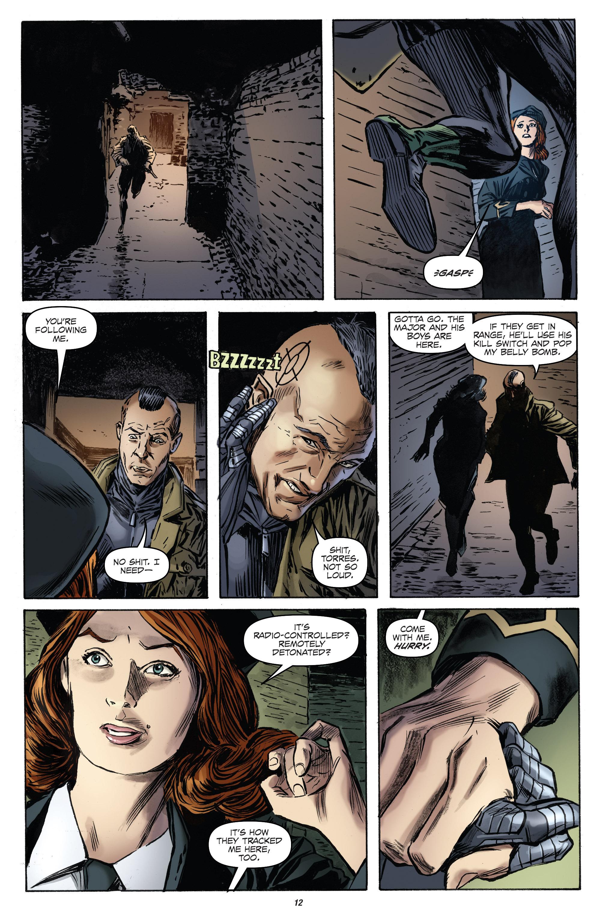 Read online Archangel (2016) comic -  Issue #3 - 13