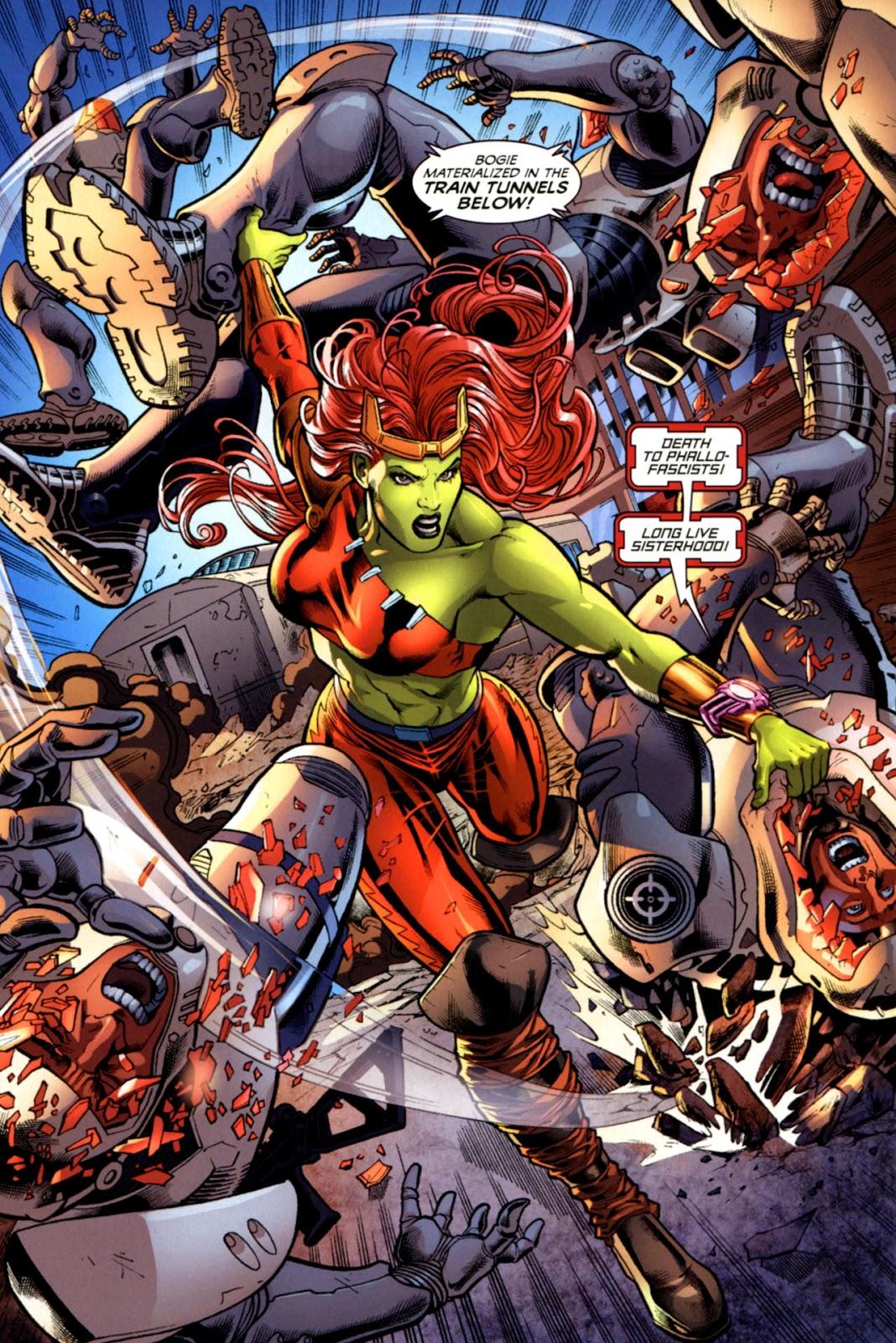 Savage She-Hulk Issue #1 #1 - English 8