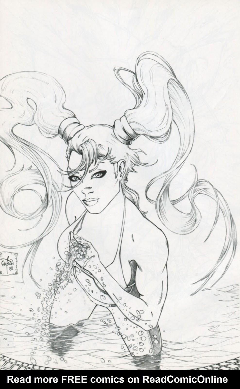 Read online Latex Alice - Bikini Bash Swimsuit Special comic -  Issue # Full - 10