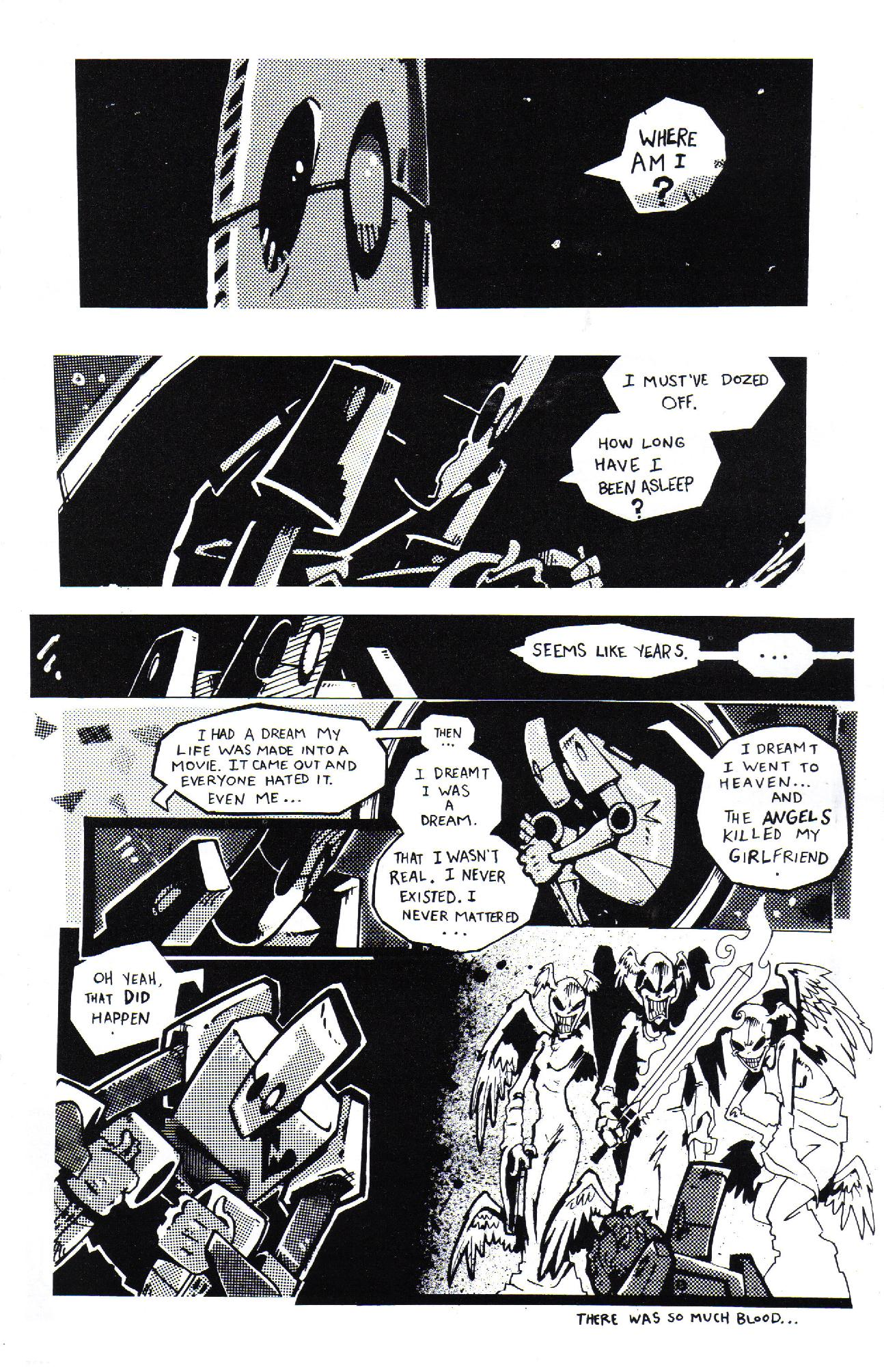 Read online Scud: The Disposable Assassin (2008) comic -  Issue #1 - 5