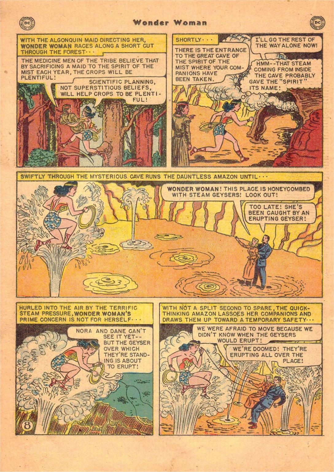 Read online Wonder Woman (1942) comic -  Issue #47 - 25