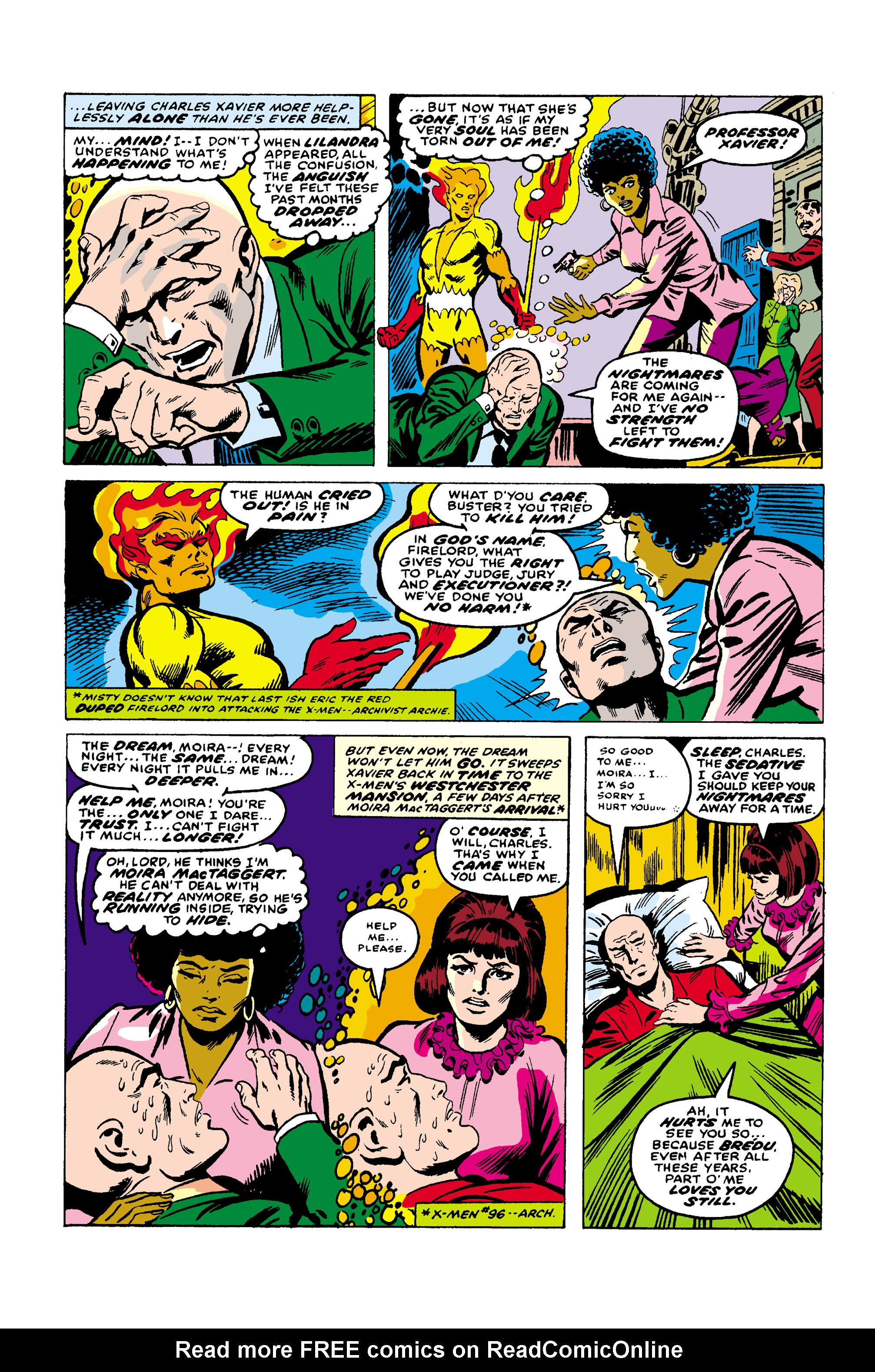Uncanny X-Men (1963) 106 Page 2