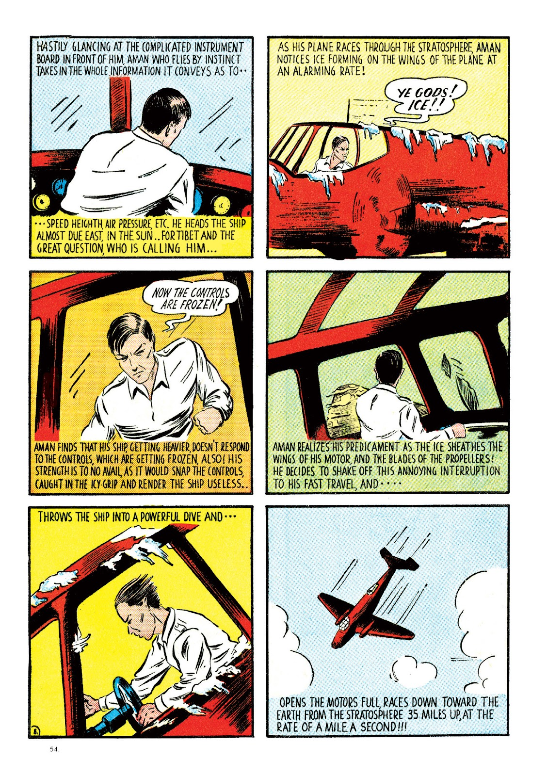 Read online The Bill Everett Archives comic -  Issue # TPB 2 (Part 1) - 55
