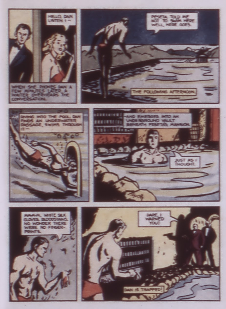 Read online WHIZ Comics comic -  Issue #1 - 61