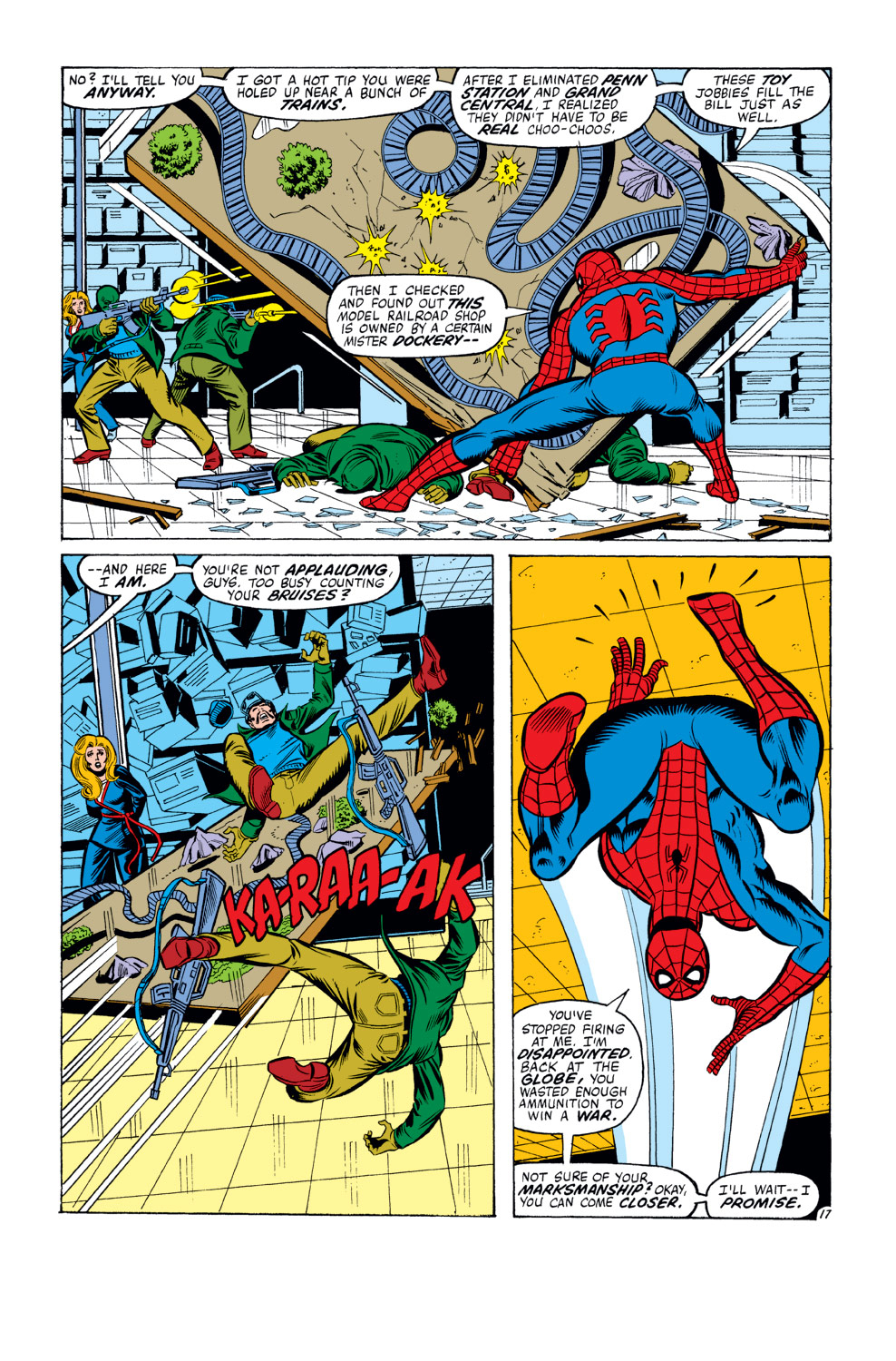 The Amazing Spider-Man (1963) 210 Page 17