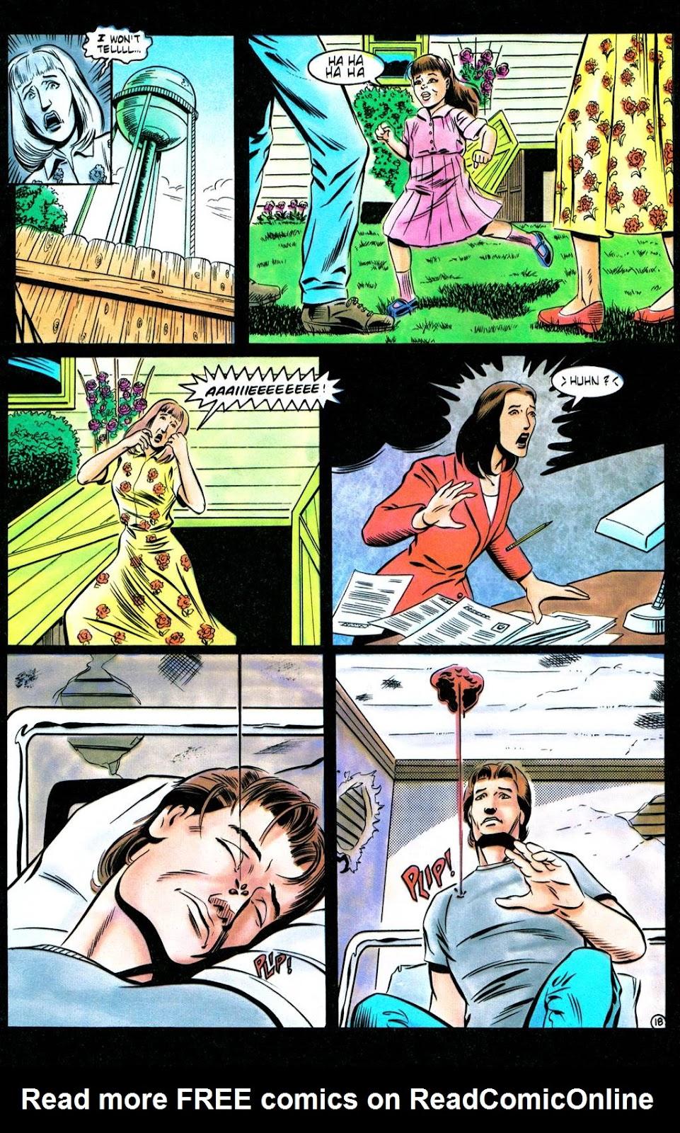 Read online Freddy's Dead: The Final Nightmare comic -  Issue #1 - 22