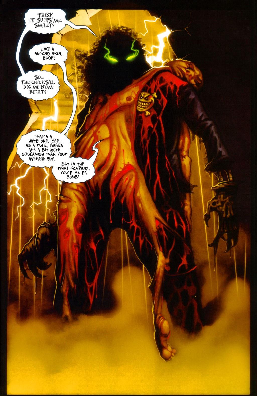 Read online Evil Ernie in Santa Fe comic -  Issue #3 - 22
