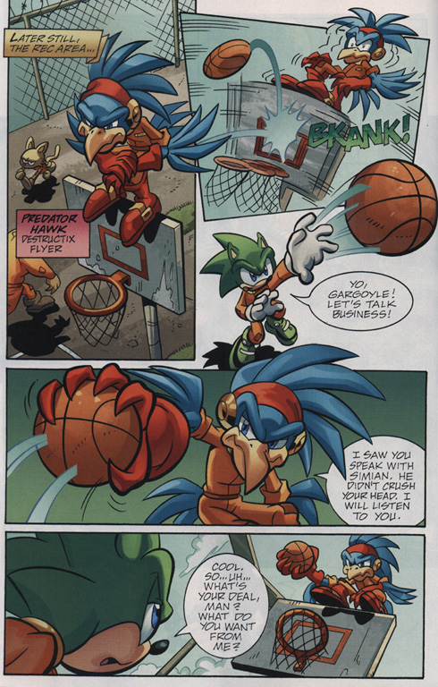 Read online Sonic Universe comic -  Issue #30 - 16