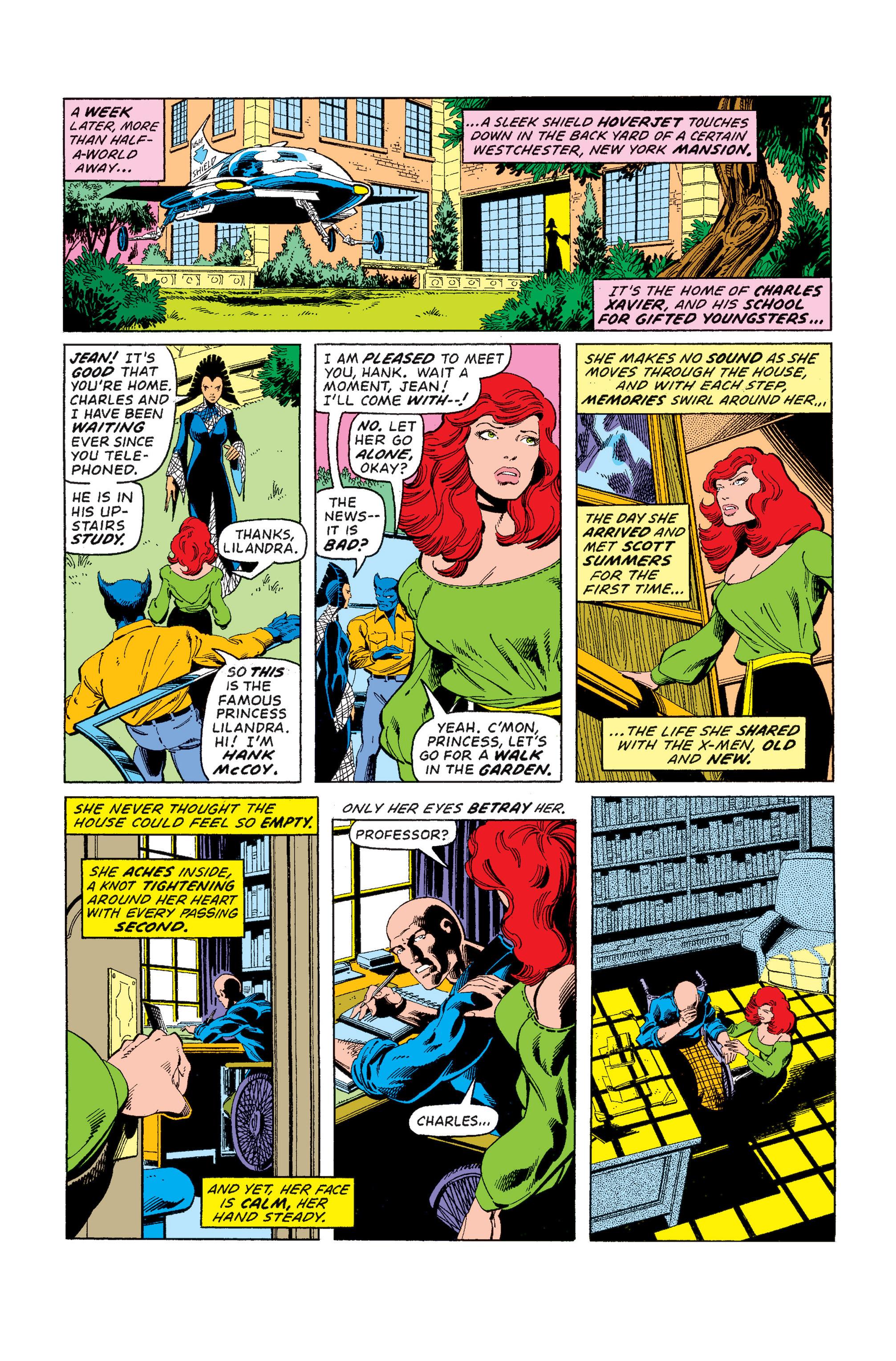 Uncanny X-Men (1963) 114 Page 10