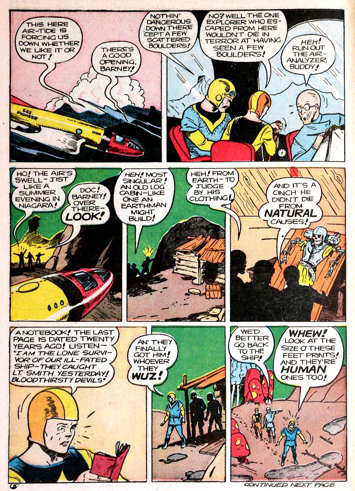 Read online Famous Funnies comic -  Issue #93 - 8
