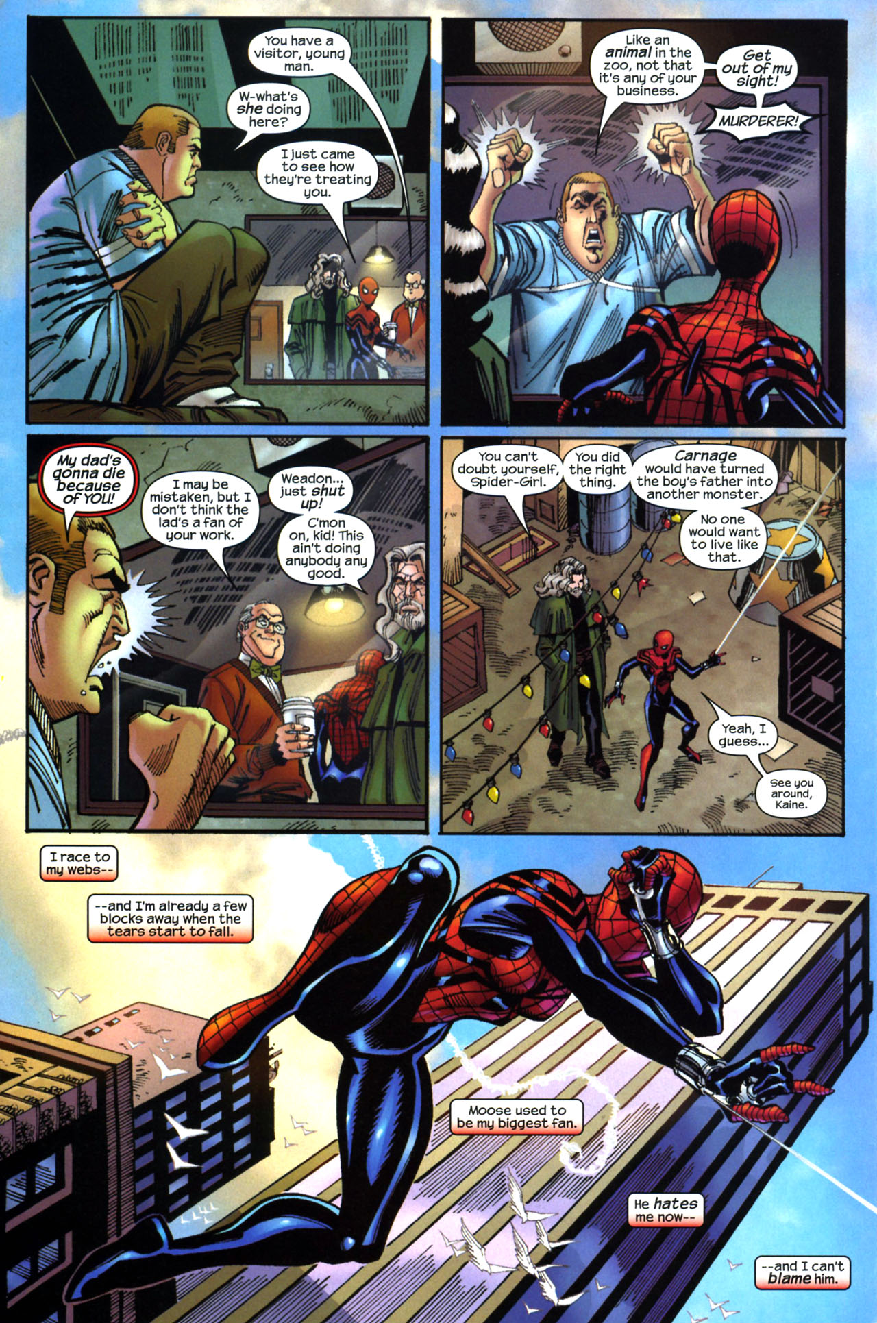 Read online Amazing Spider-Girl comic -  Issue #13 - 17