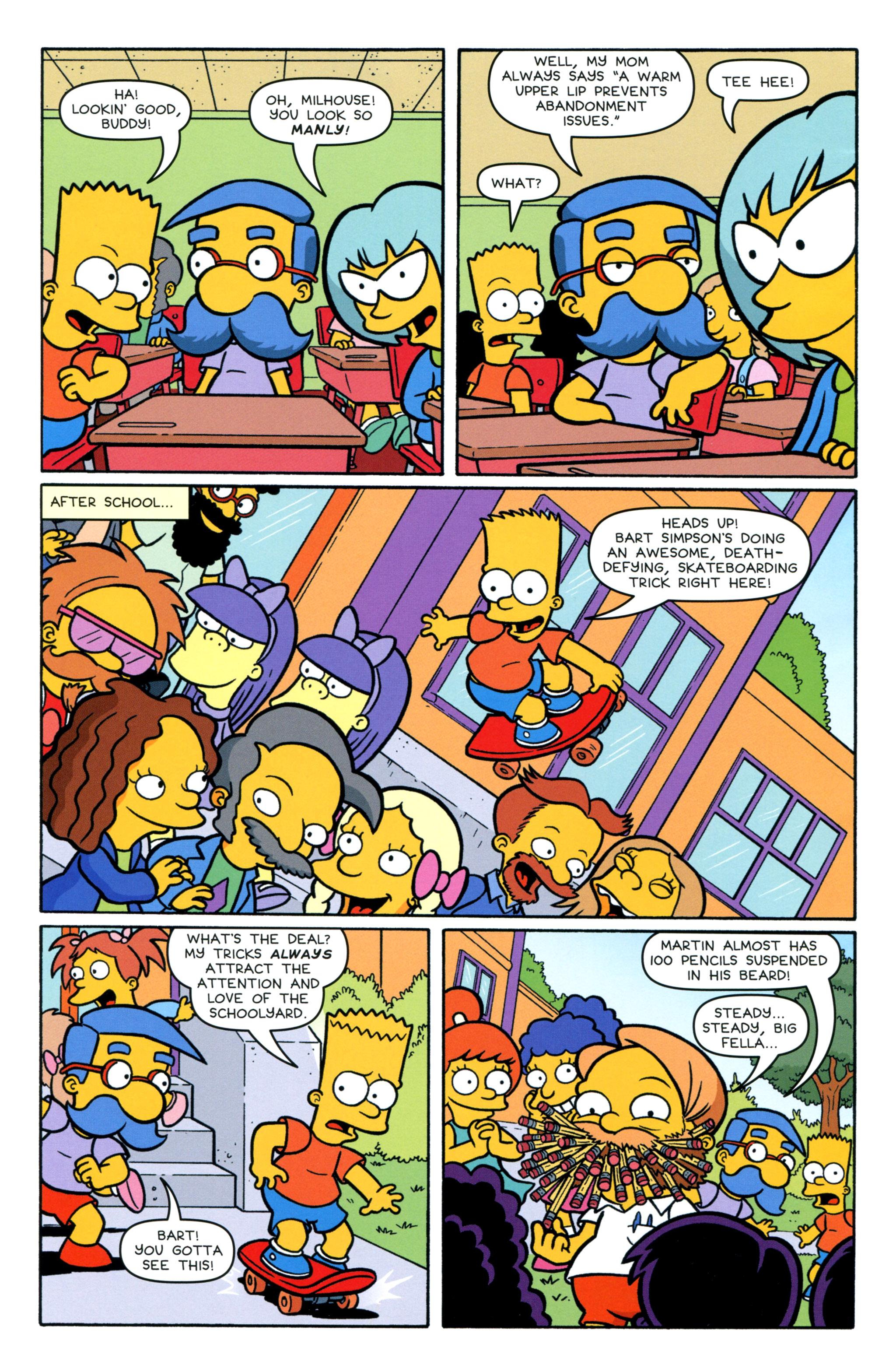 Read online Simpsons Comics Presents Bart Simpson comic -  Issue #89 - 6