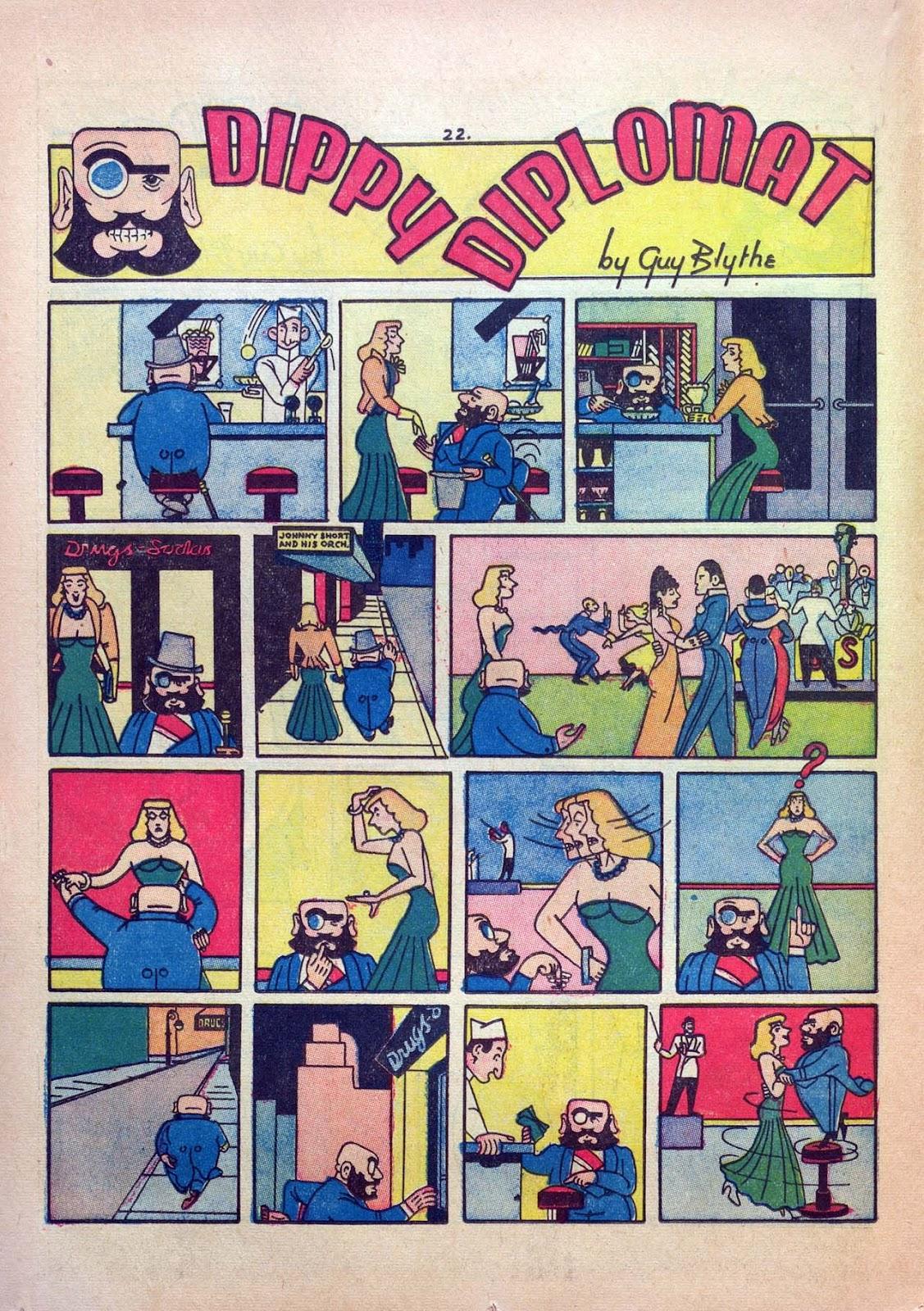 Read online Joker Comics comic -  Issue #2 - 24