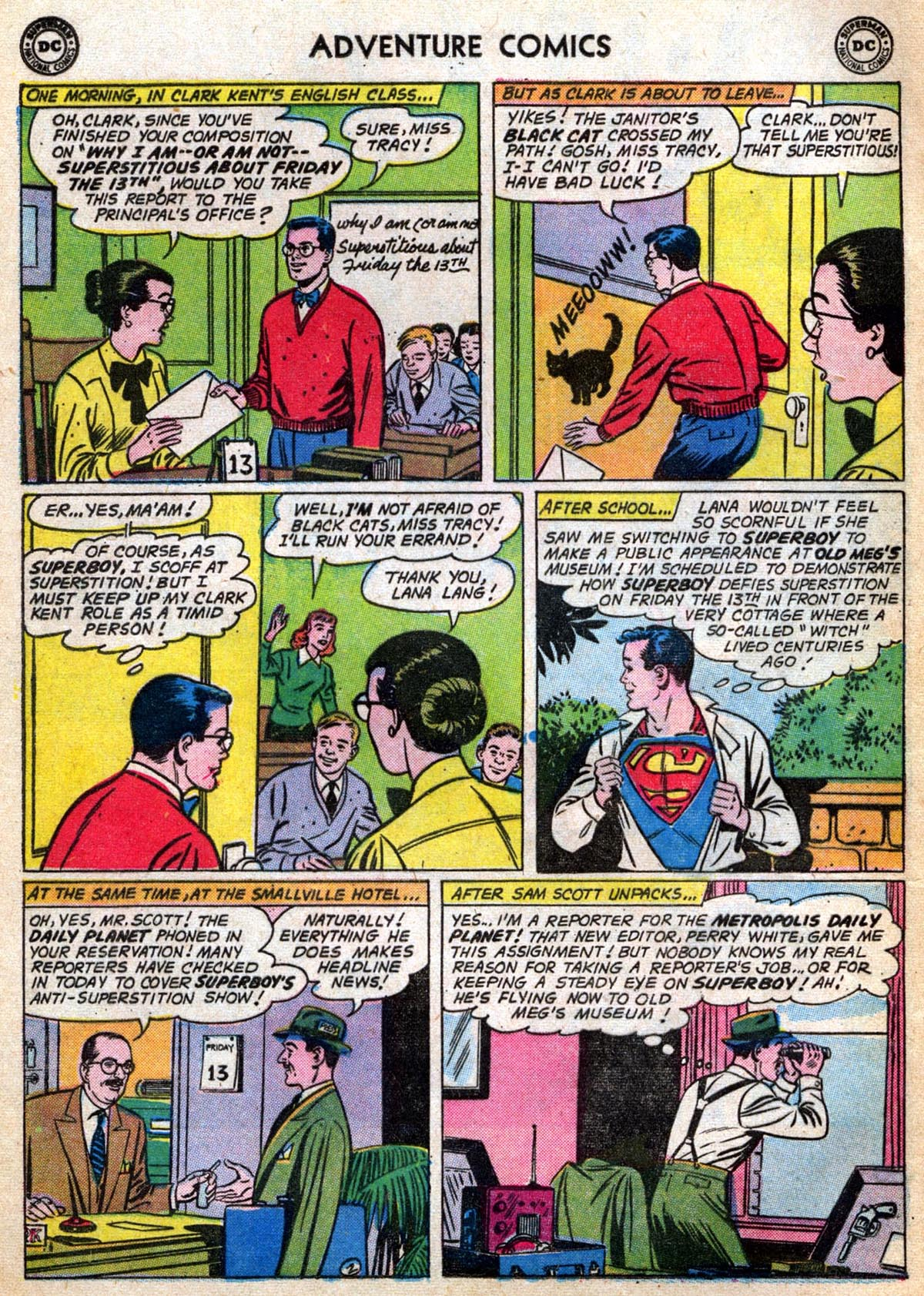 Read online Adventure Comics (1938) comic -  Issue #286 - 4
