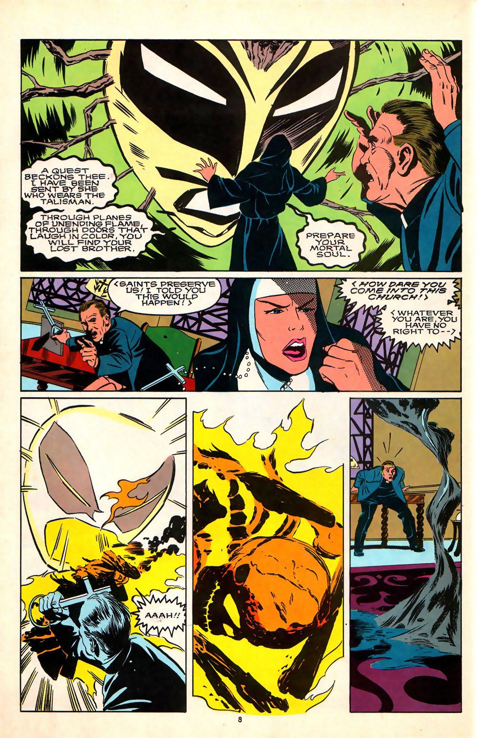 Read online Alpha Flight (1983) comic -  Issue #81 - 7