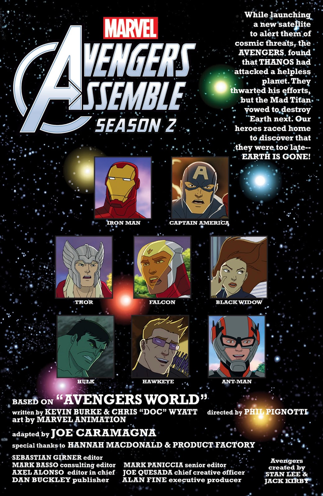 Read online Marvel Universe Avengers Assemble Season 2 comic -  Issue #16 - 3