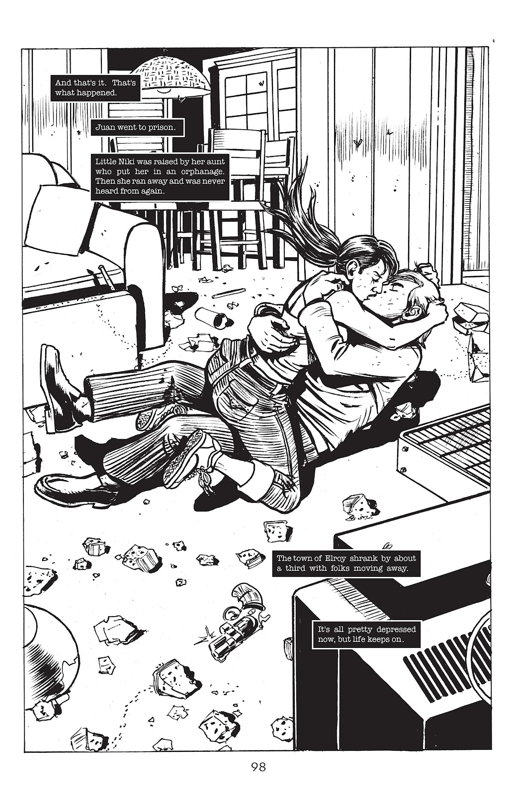 Read online Lodger comic -  Issue #5 - 20