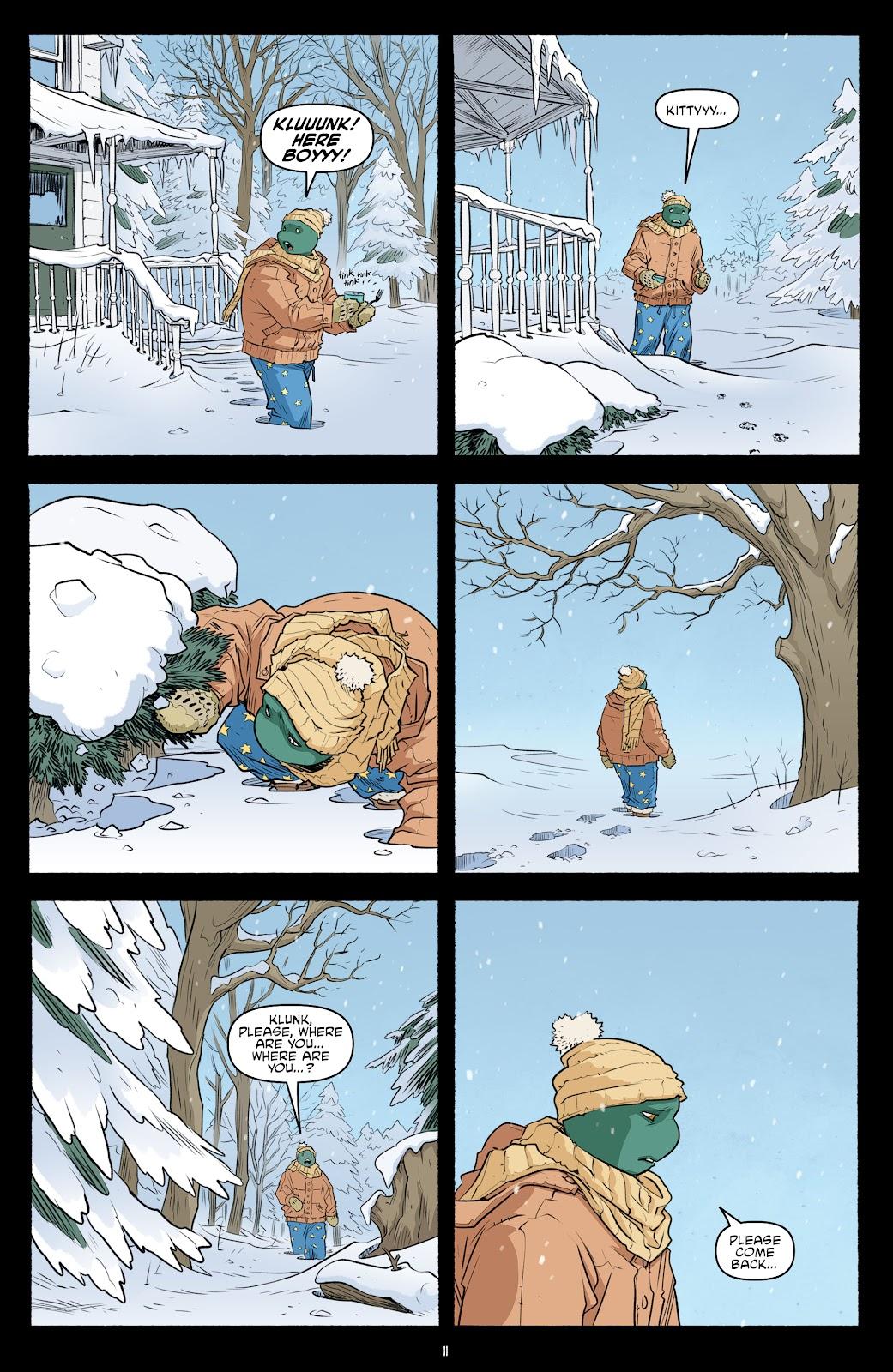 Read online Teenage Mutant Ninja Turtles (2011) comic -  Issue #103 - 13