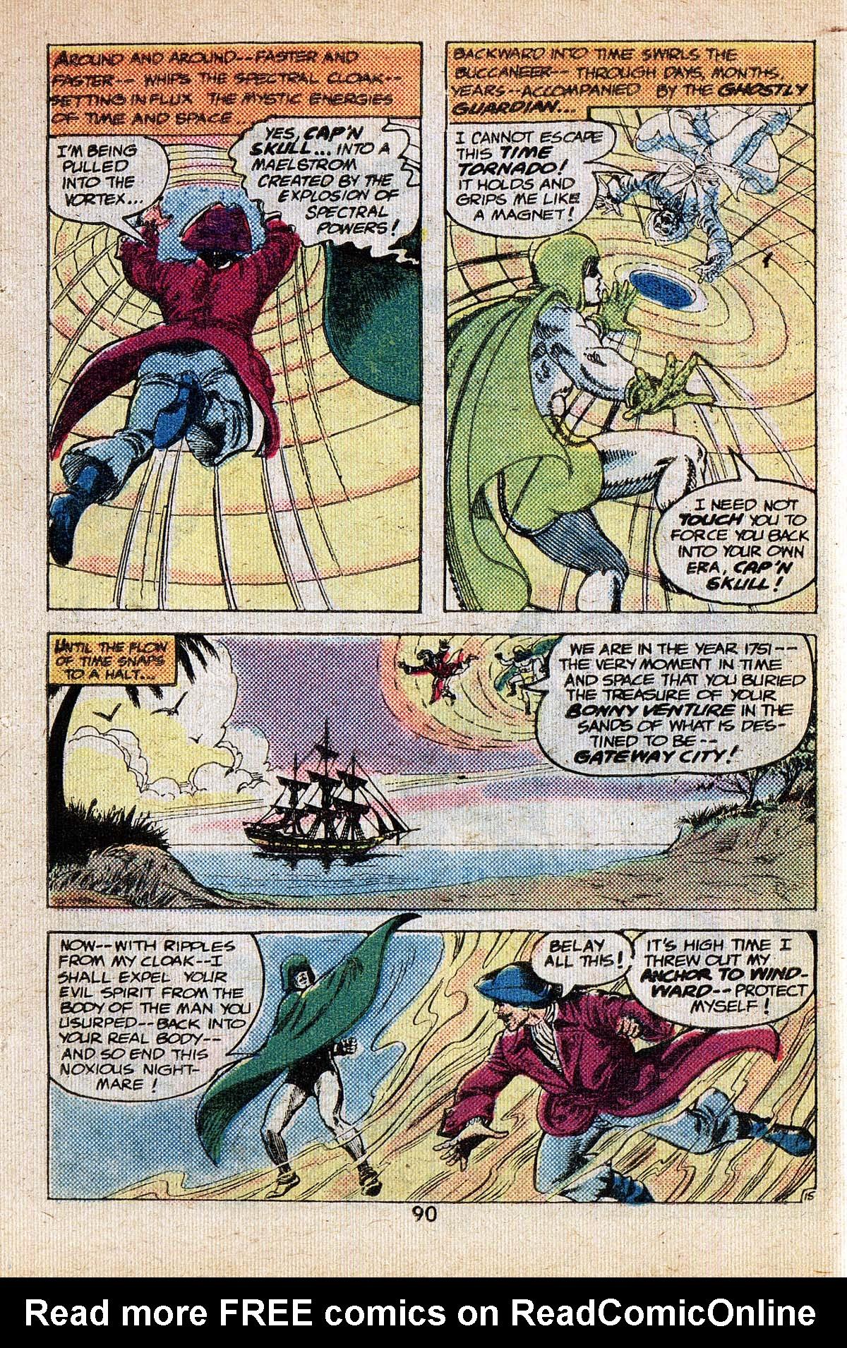 Read online Adventure Comics (1938) comic -  Issue #494 - 90