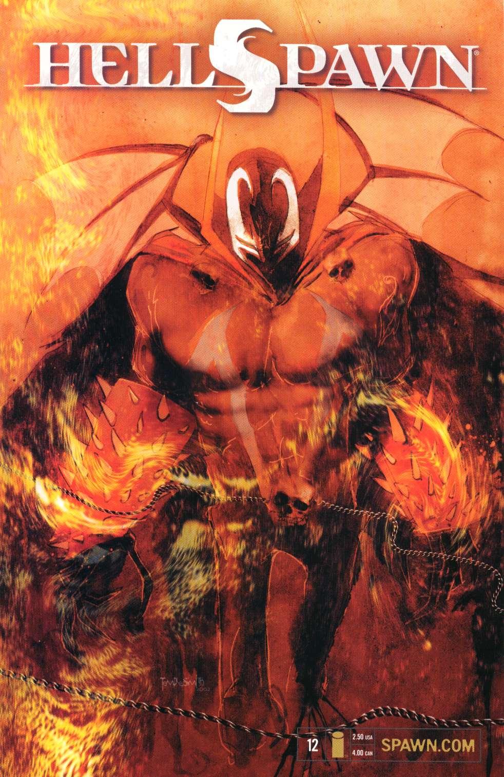 Hellspawn issue 12 - Page 1