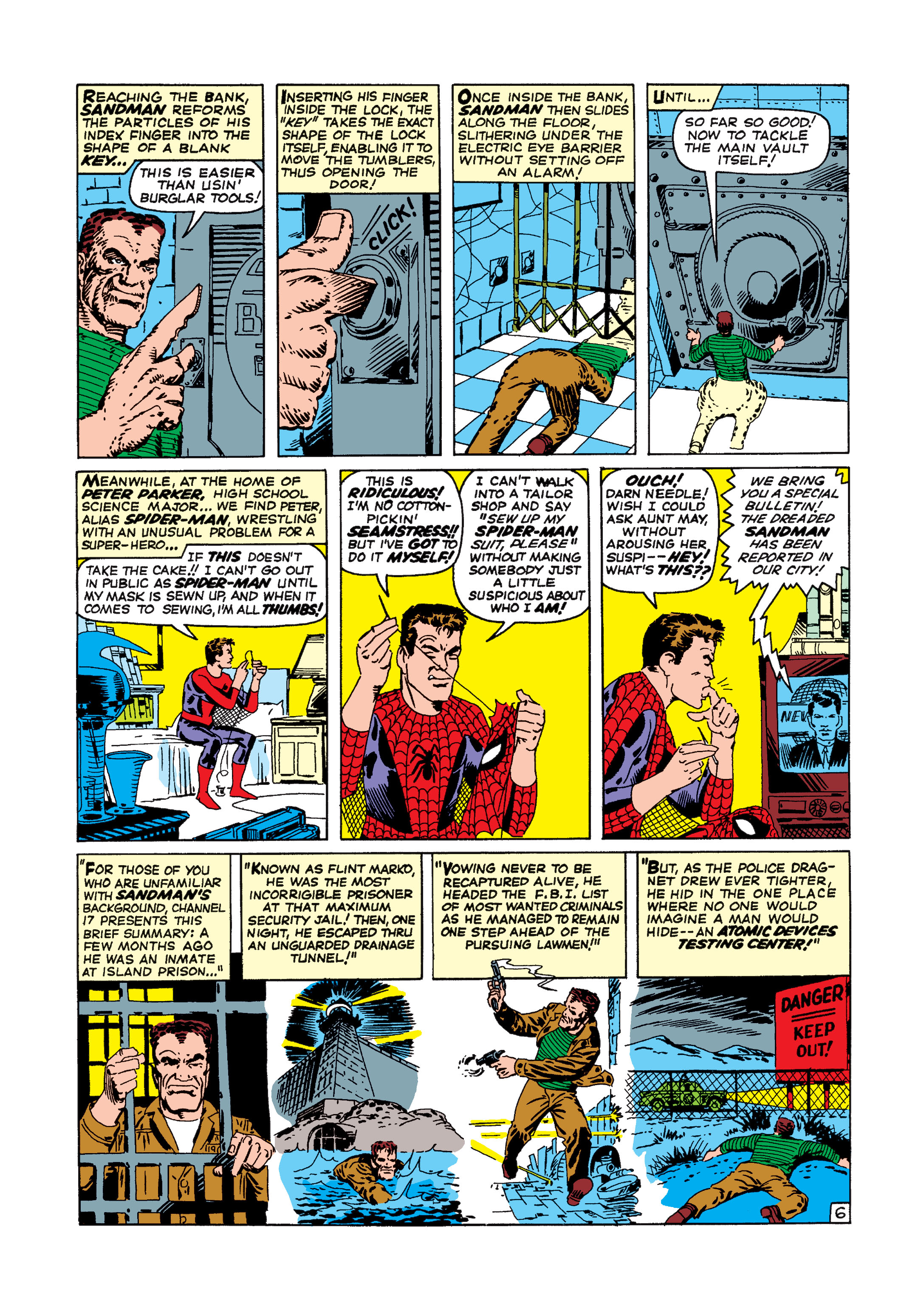 The Amazing Spider-Man (1963) 4 Page 6