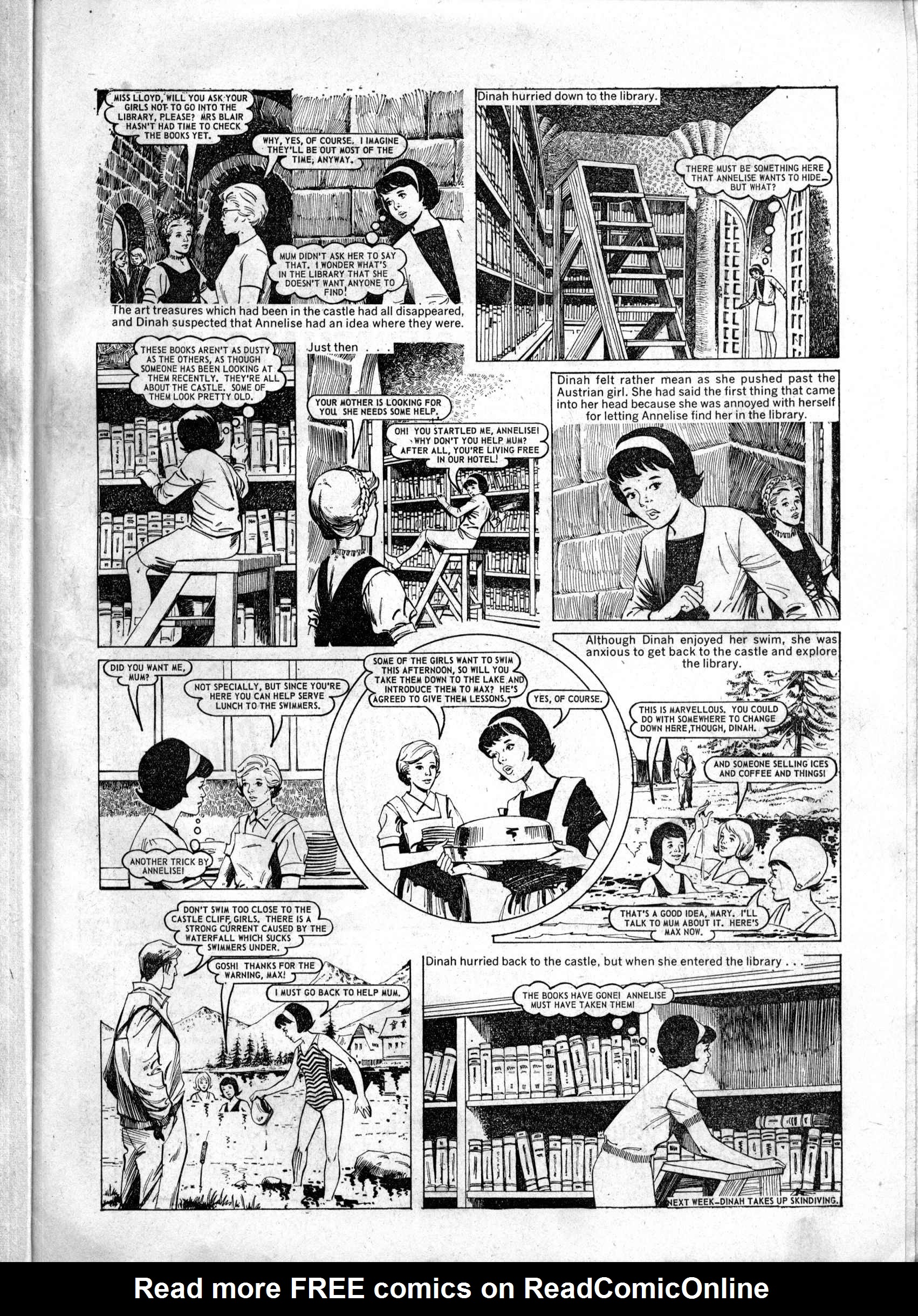 Read online Judy comic -  Issue #358 - 19